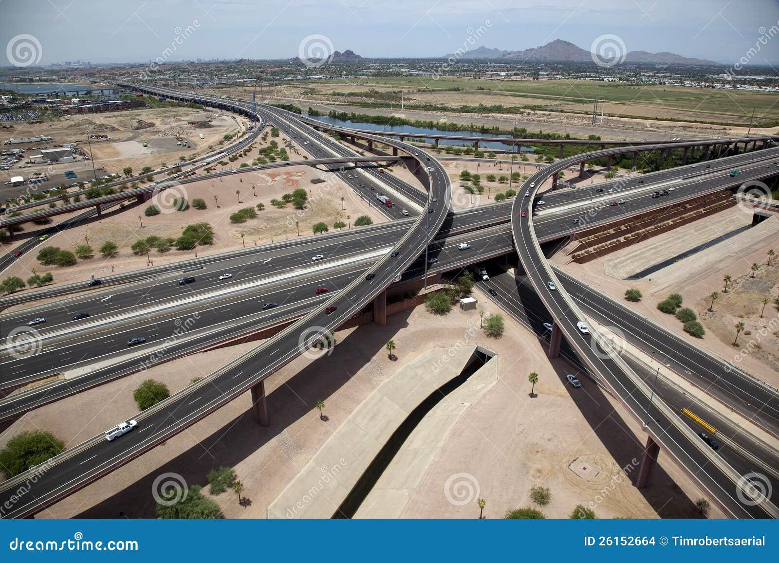 Échange d autoroute