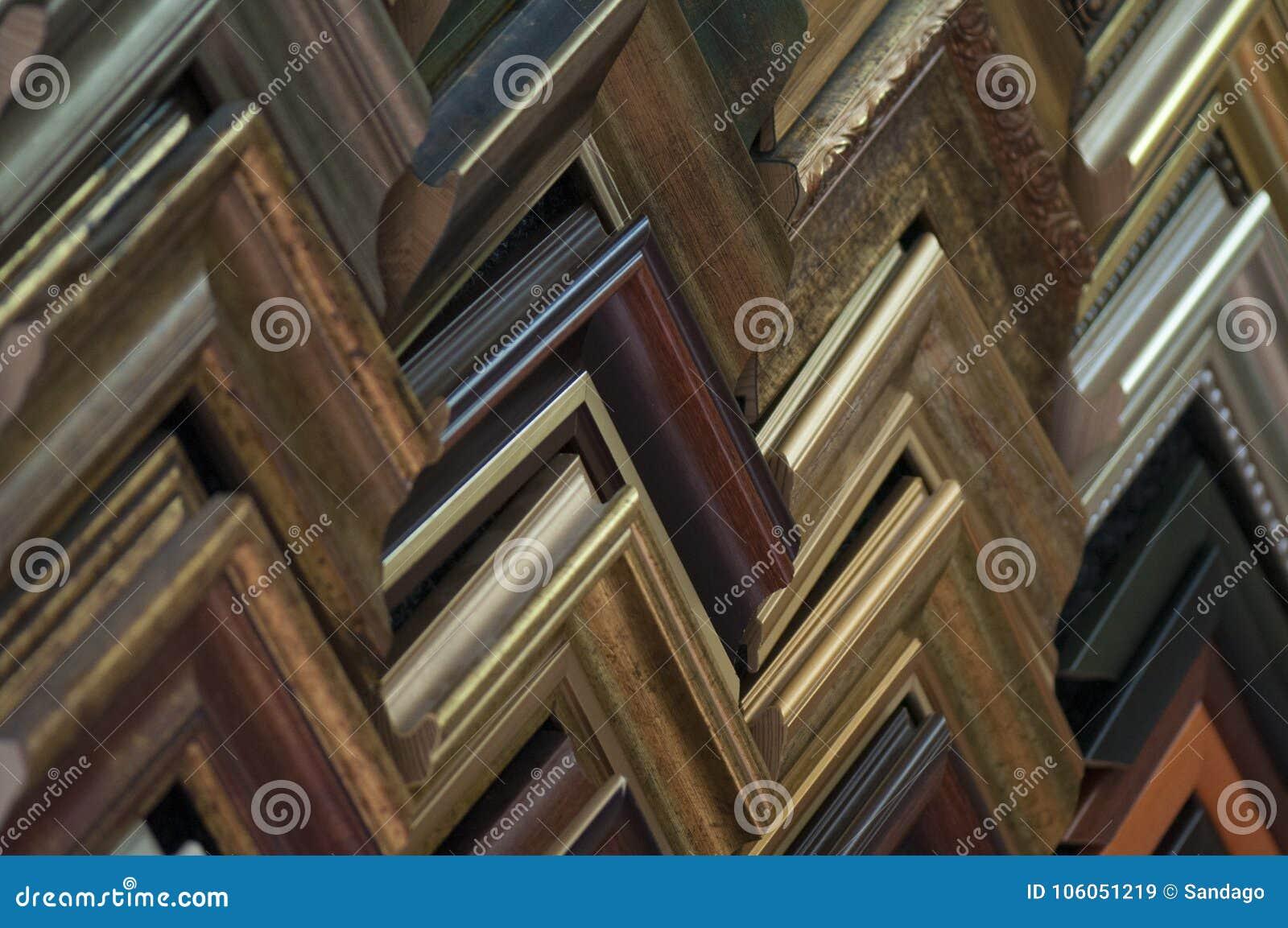 Échantillons de cadre de tableau
