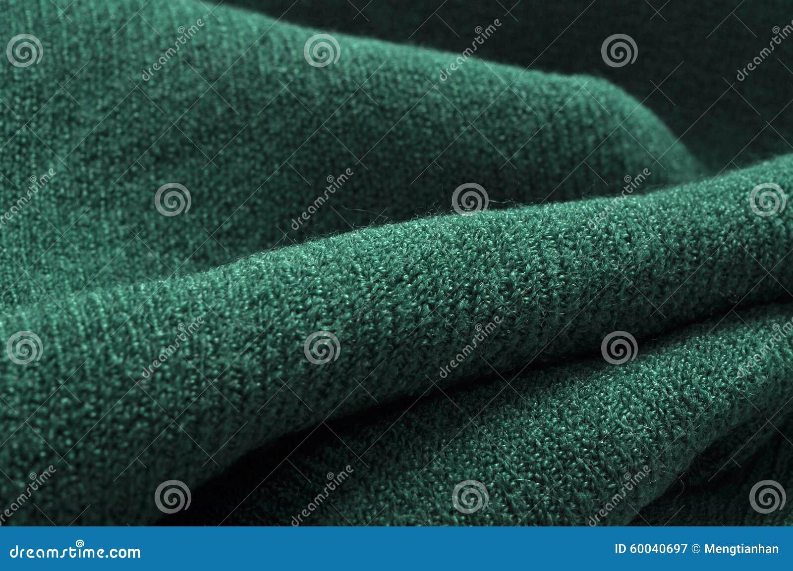 9c07e1a3f9f Écharpe verte de laine image stock. Image du normal