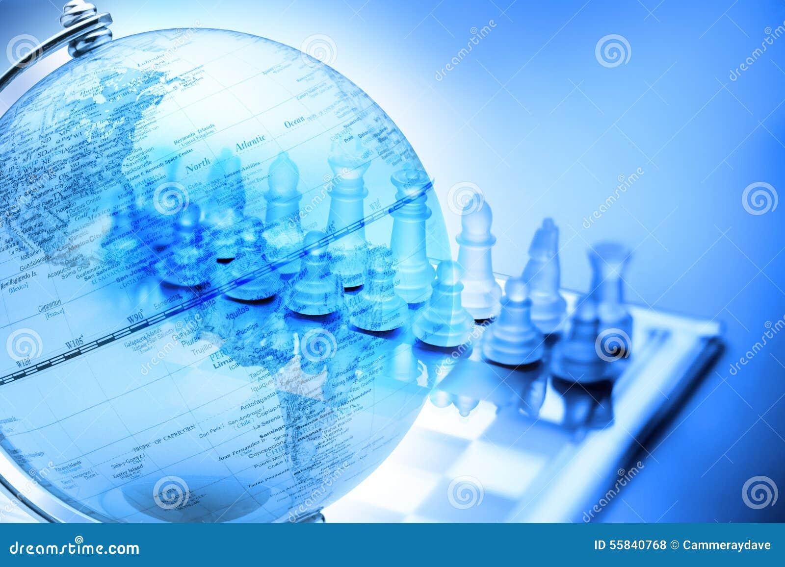 Échecs globaux de stratégie d affaires