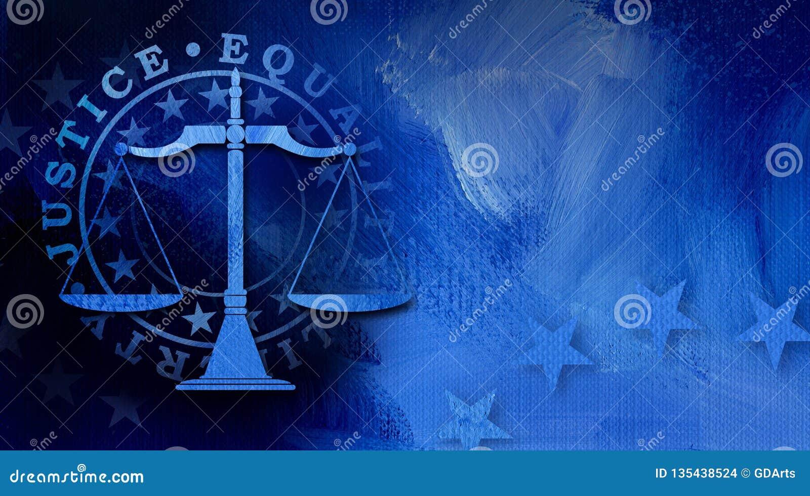 Échelles De Justice Juridique Avec Le Fond Abstrait Graphique D'égalité Et  De Liberty Seal Illustration Stock - Illustration du avec, seal: 135438524