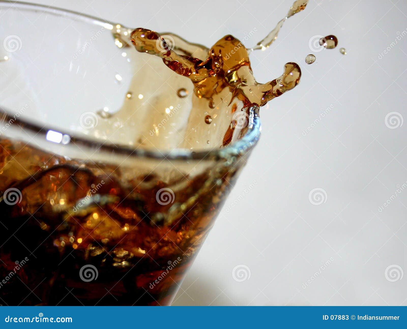 Éclaboussure II de kola