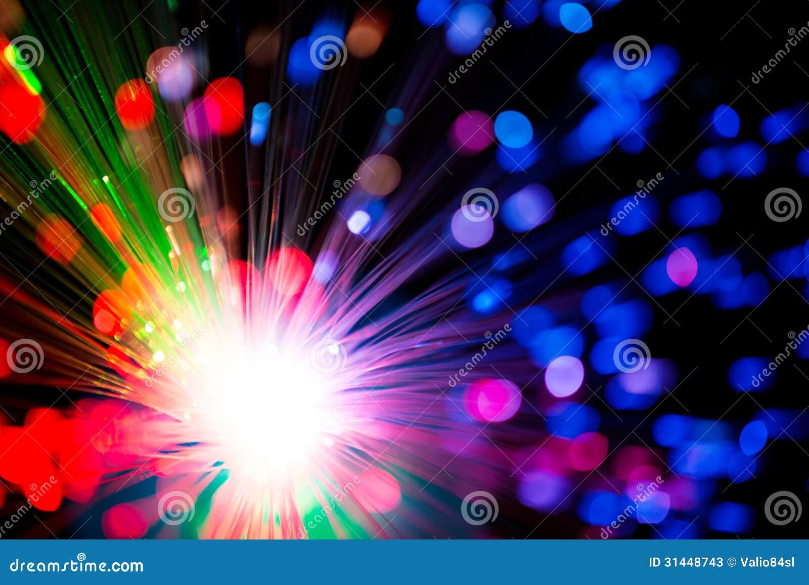 201 clairage de fibre optique multicolore photos stock image 31448743