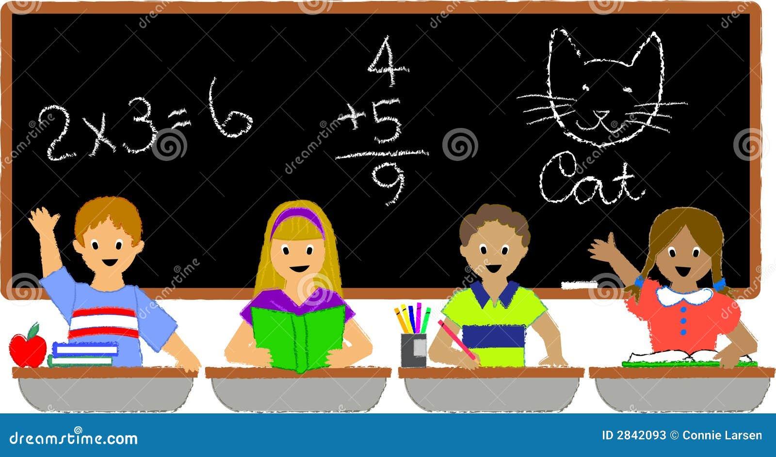 Écoliers Classroom/ai