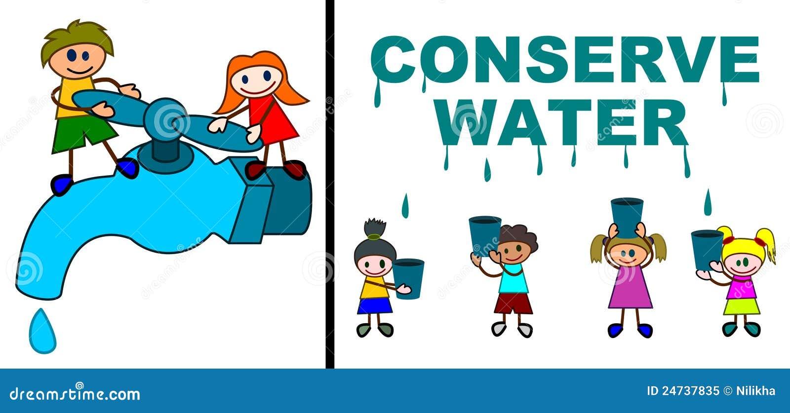 Économisez l eau