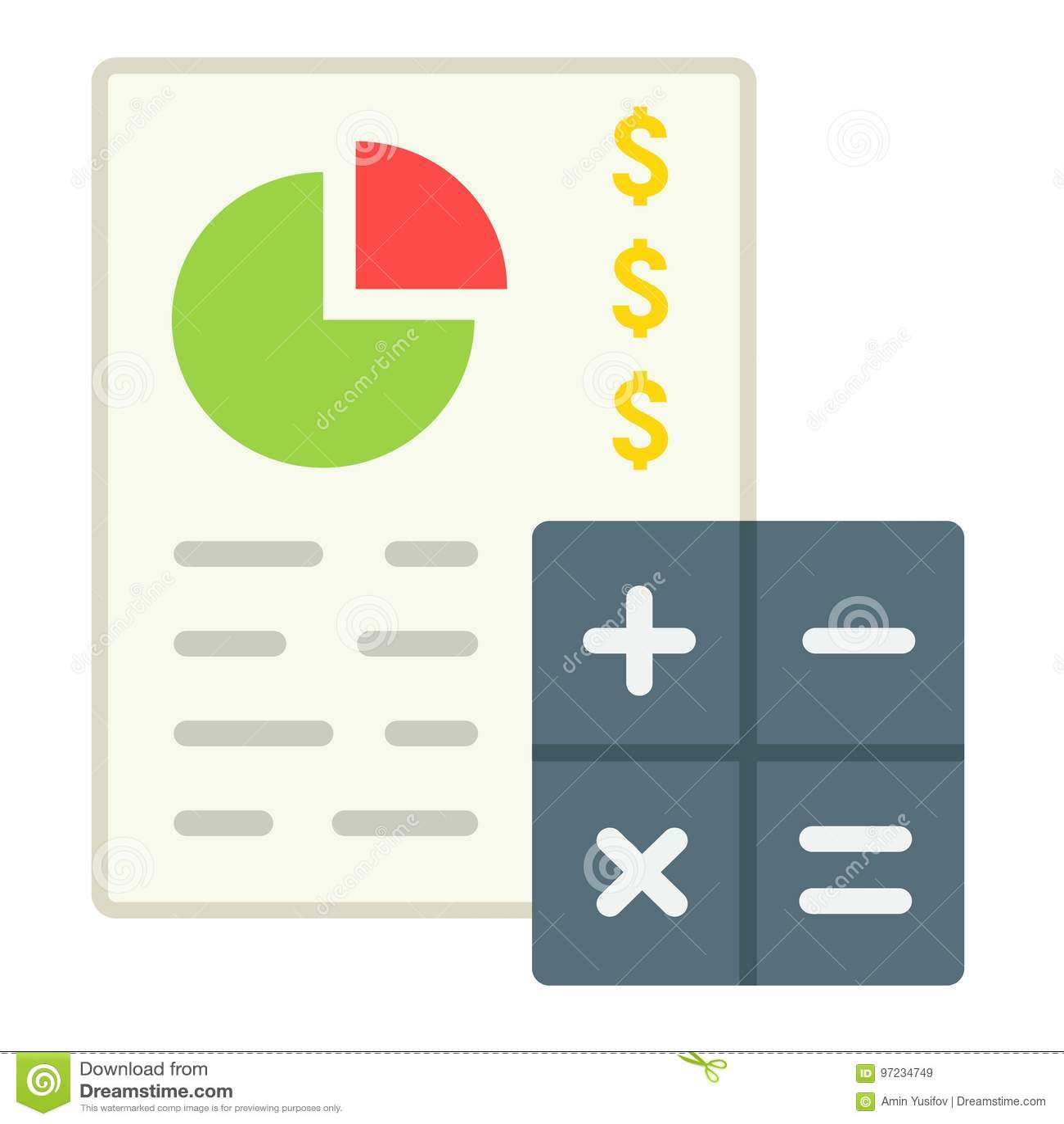 Économisez l icône, les affaires et les finances plates de rabotage