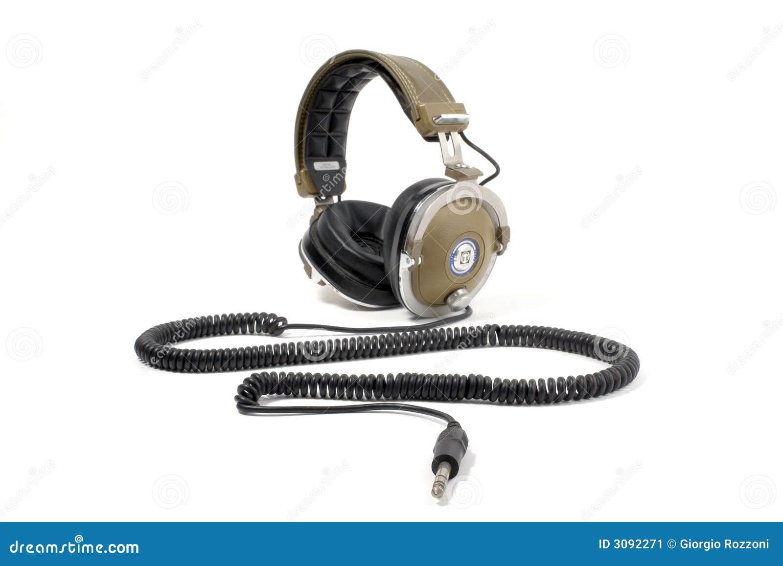 Écouteur de disc-jockey