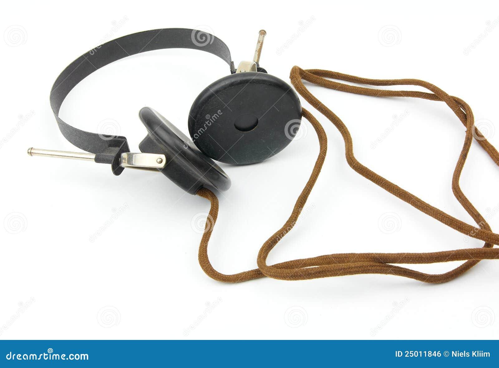 Écouteurs antiques