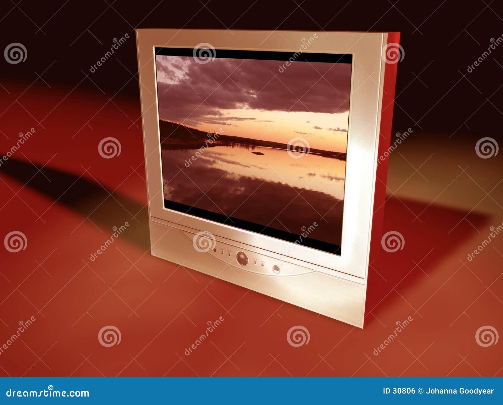 Écran plat TV