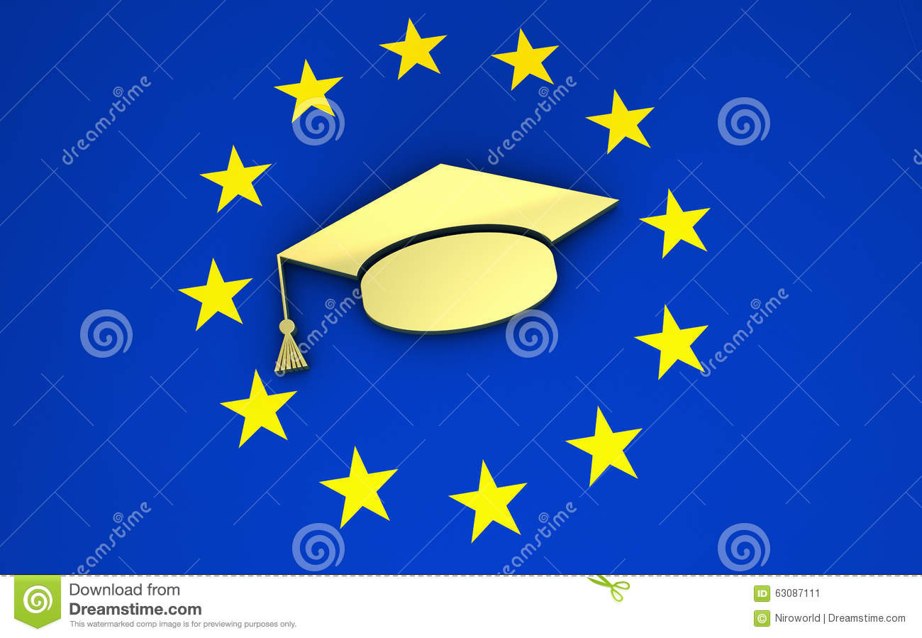 Download Éducation Et Système Scolaire En Europe Illustration Stock - Illustration du université, community: 63087111