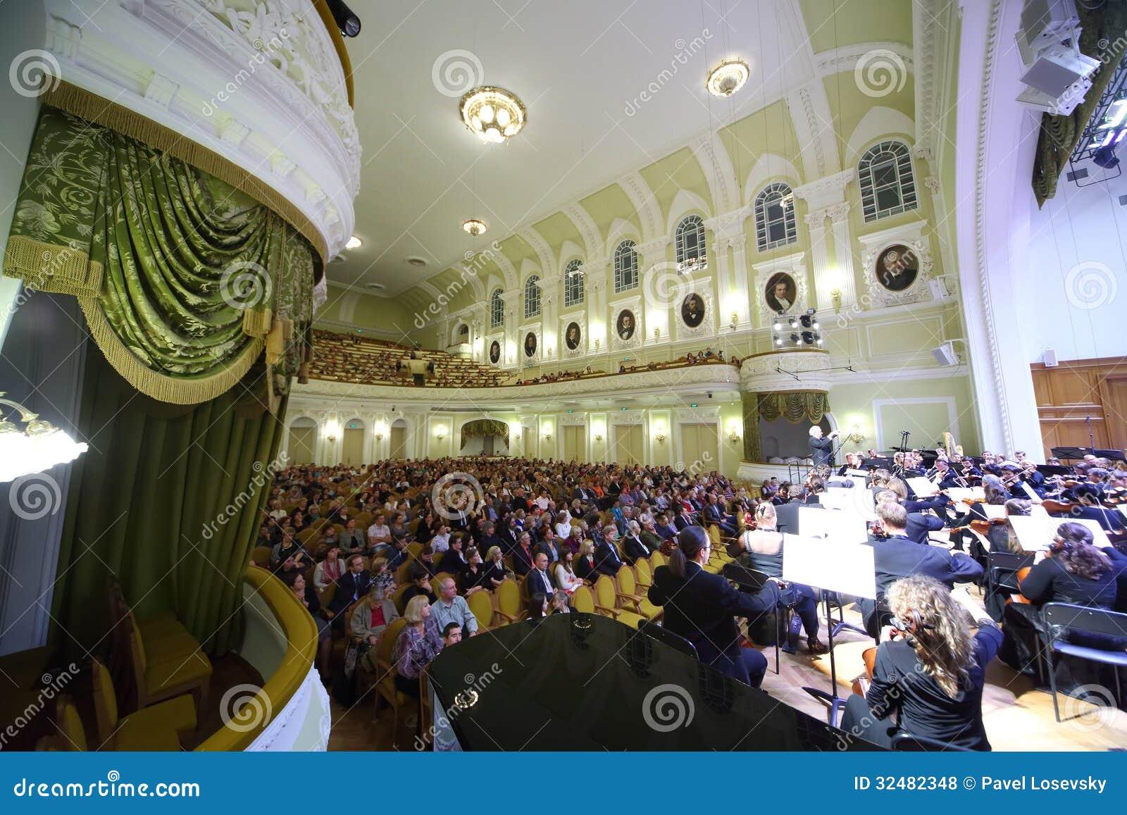 Égaliser de gala consacré au 100th anniversaire de l association Tout-russe de musée