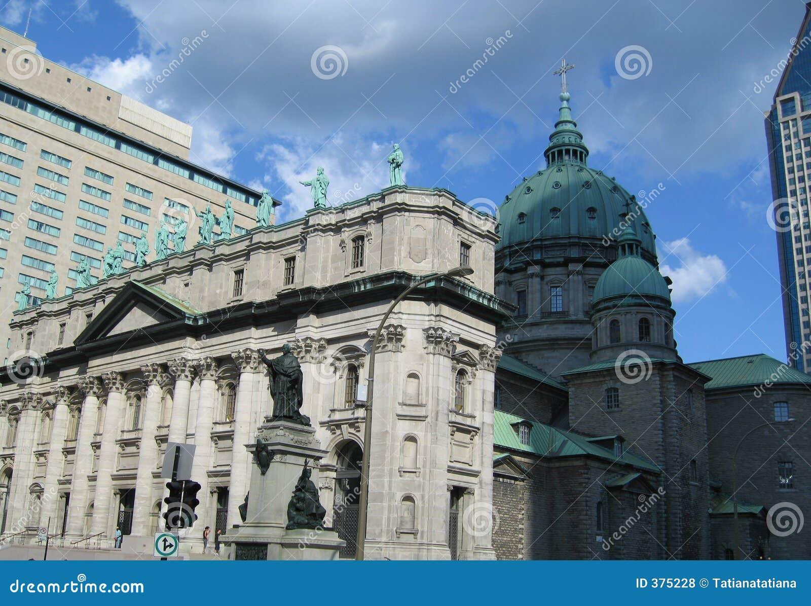 Église à Montréal