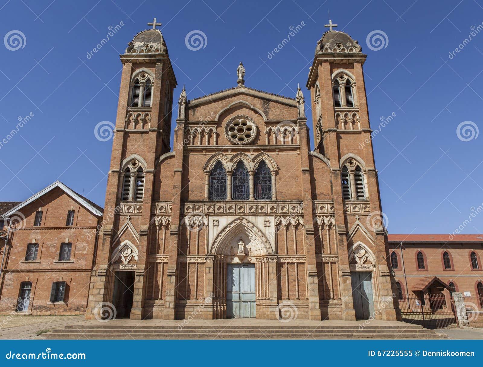 Église au Madagascar