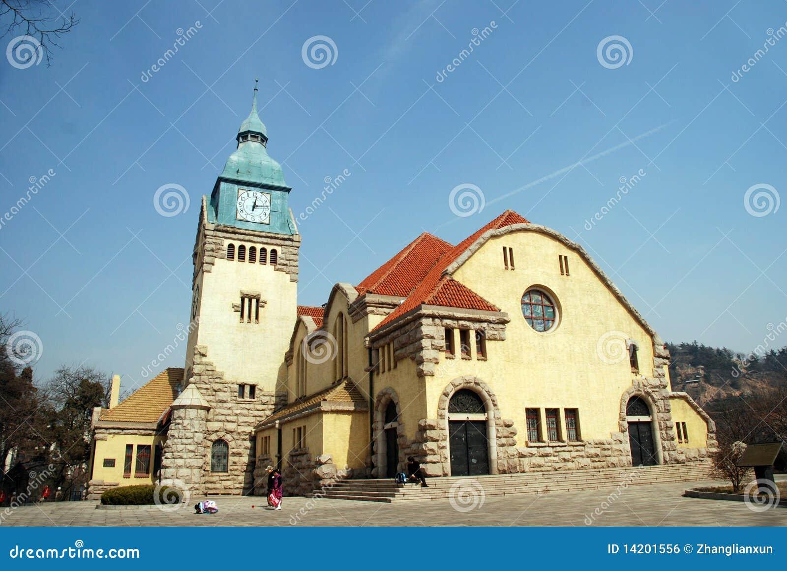 Église chrétienne de Qingdao