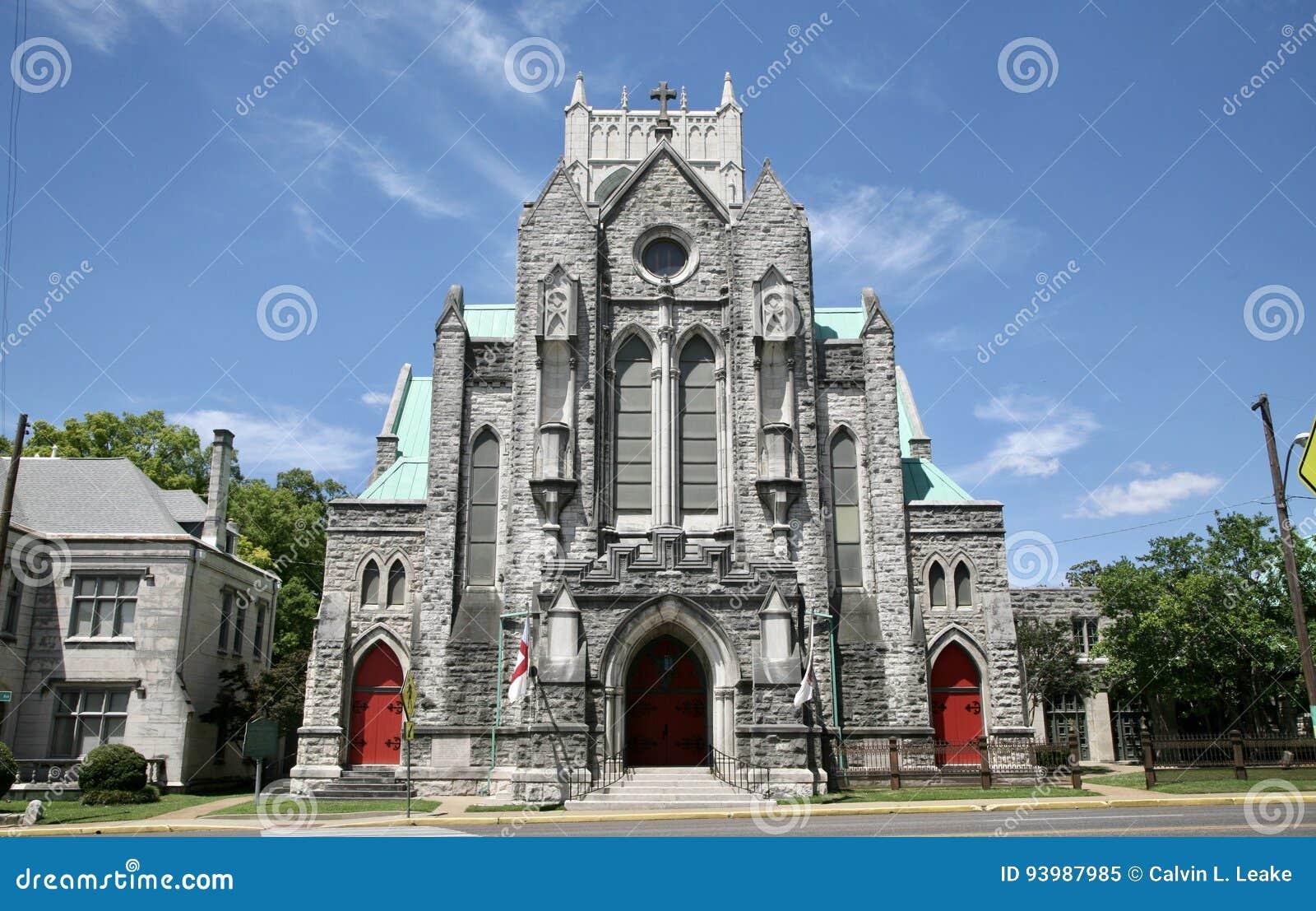 Église d Episcopa de calvaire, Memphis TN