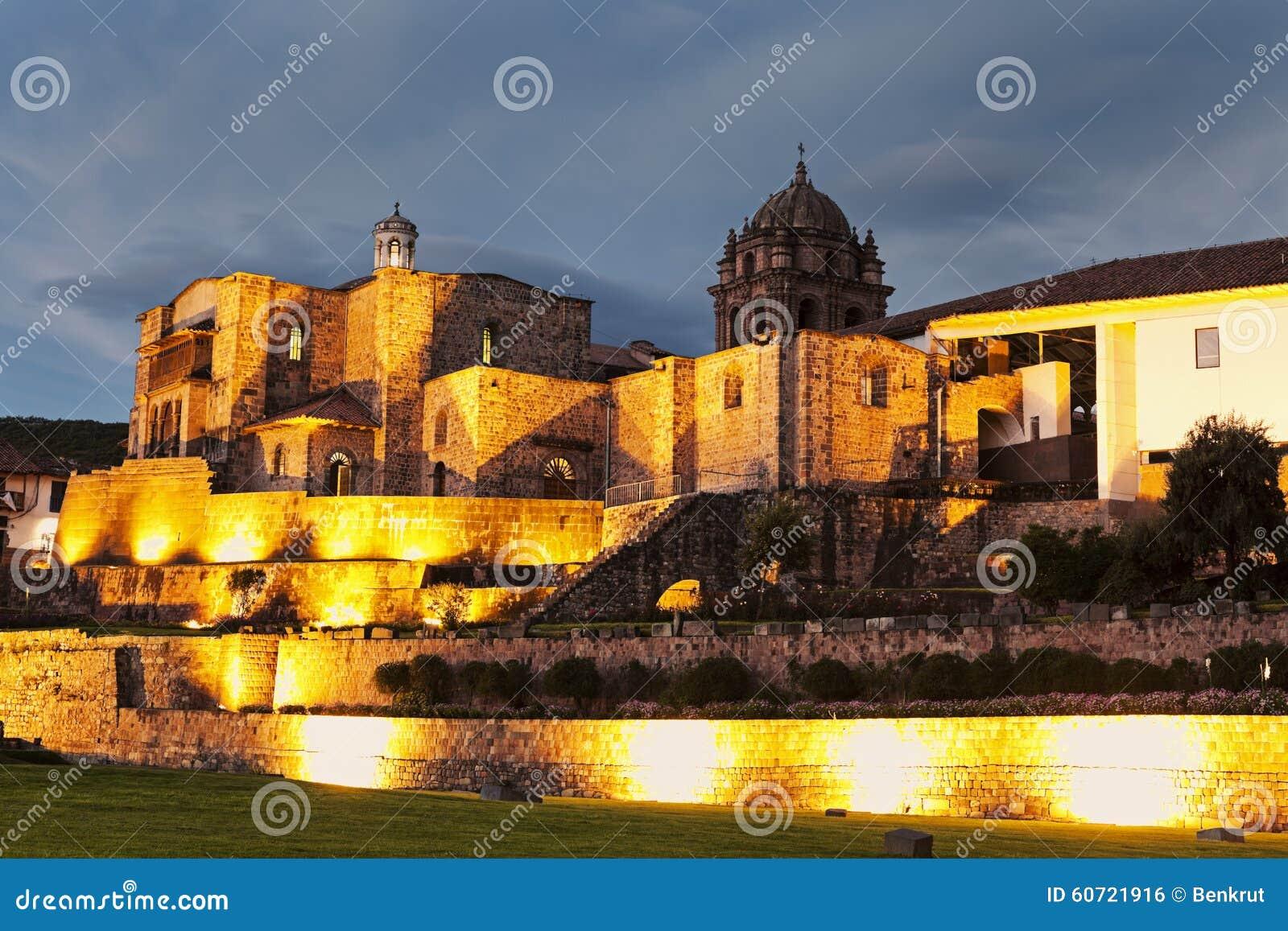 Église dans Cuzco