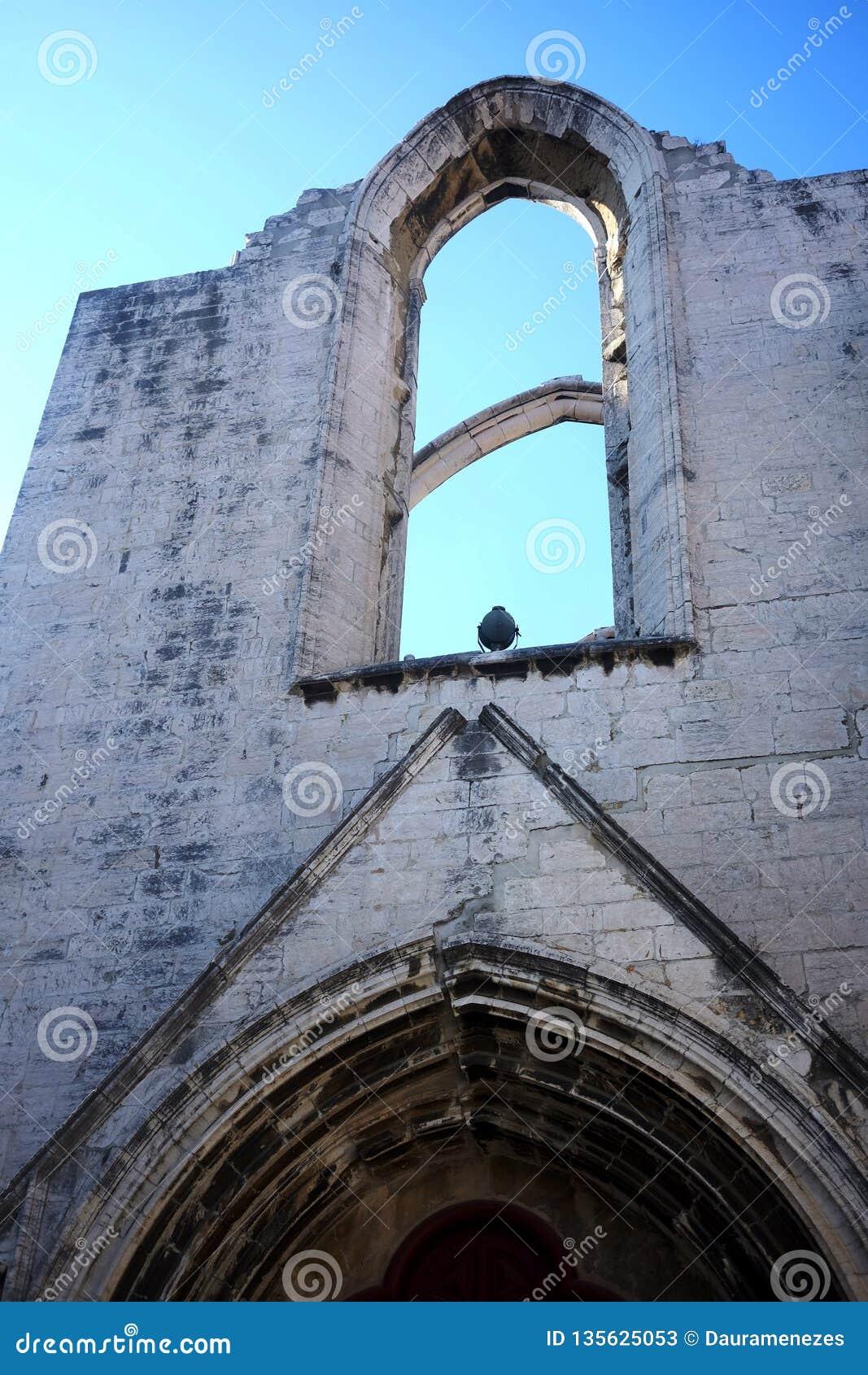 Église de Carmo - foi et art du Portugal