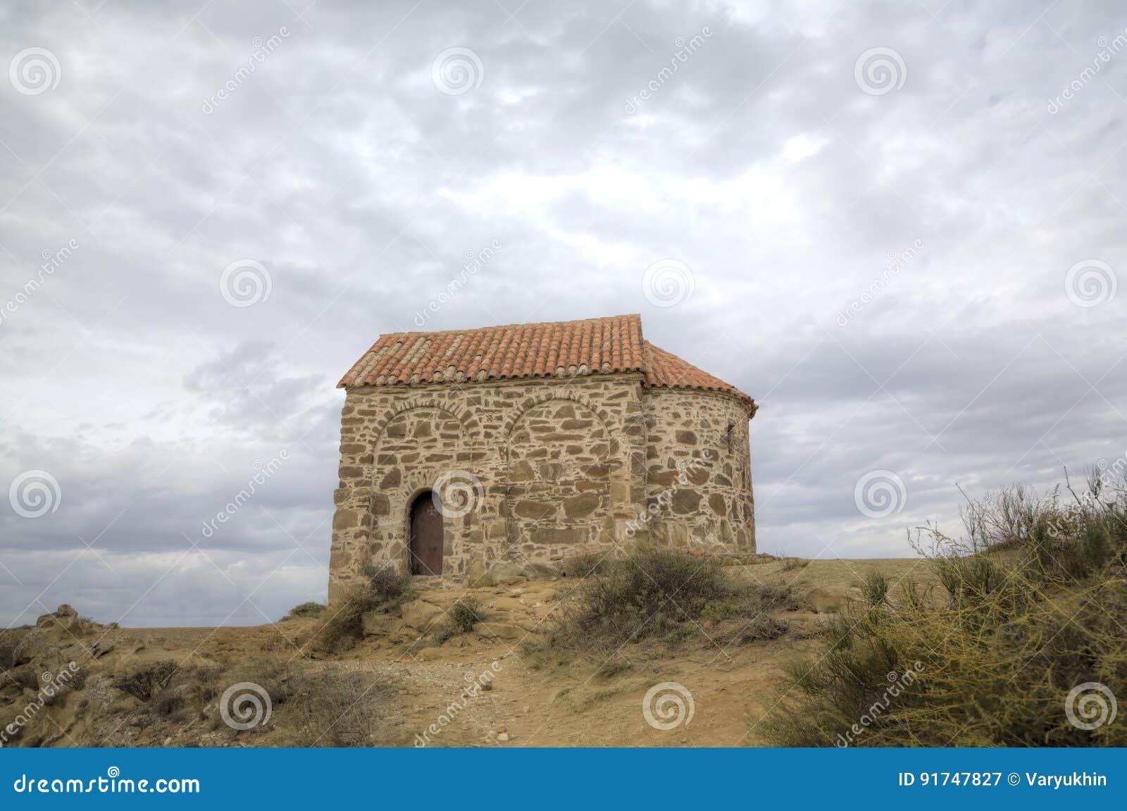 Église de la résurrection Monastère Udabno