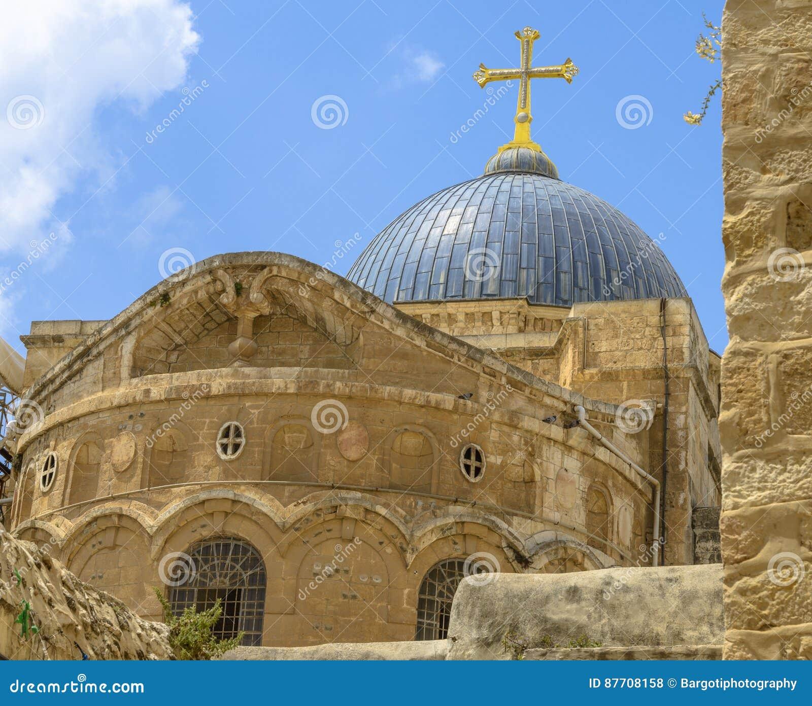 Église de la tombe sainte, Jérusalem