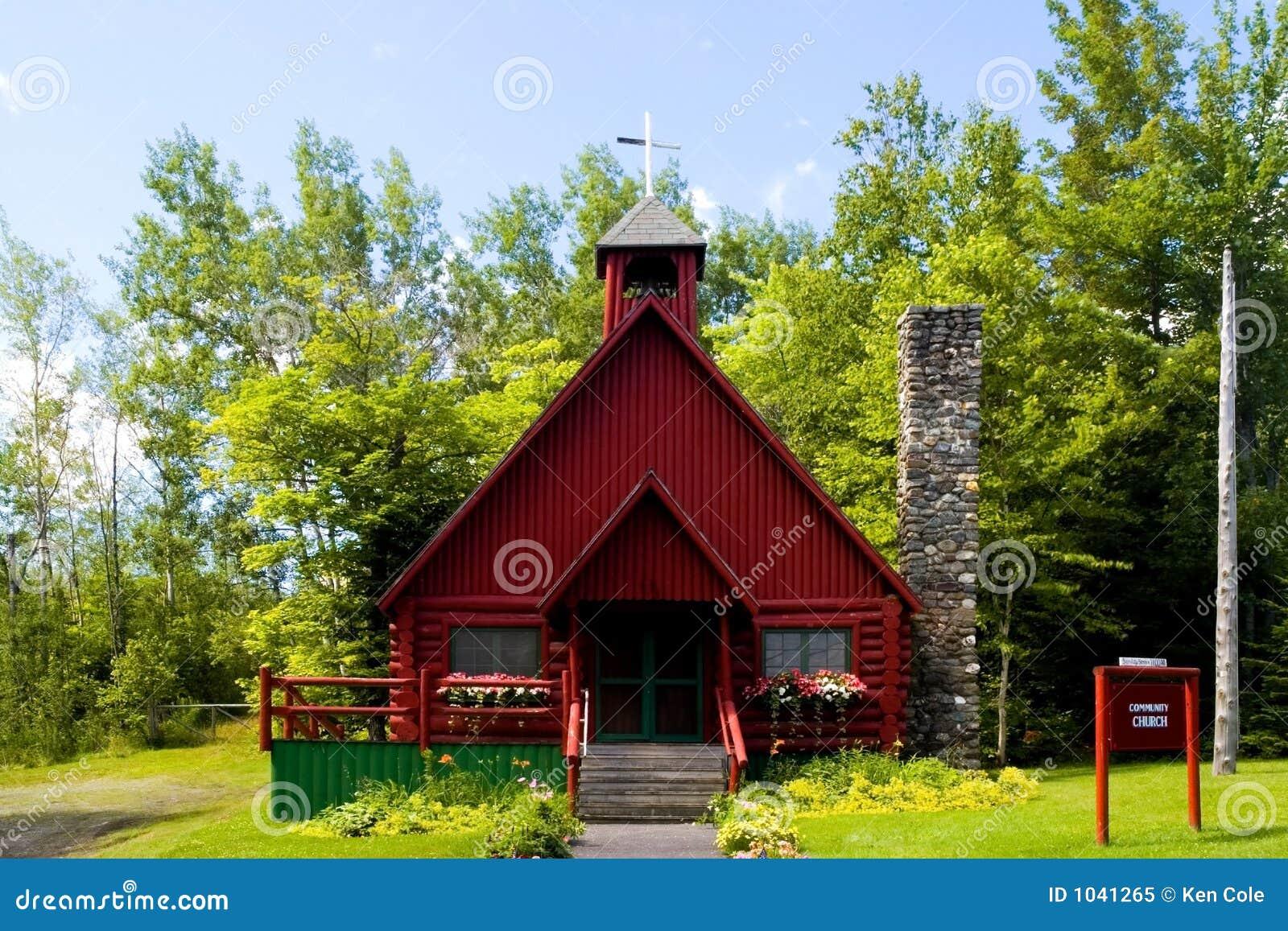 Église de logarithme naturel - 2