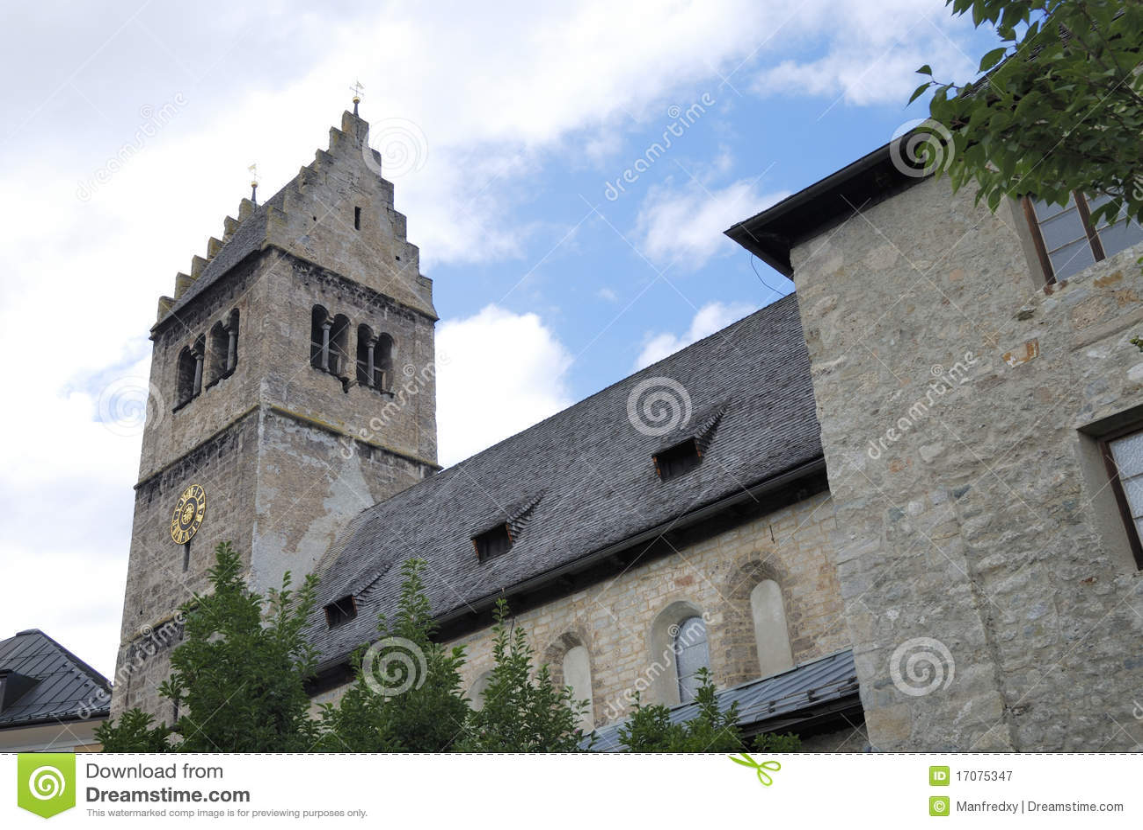 Église de Medieaval