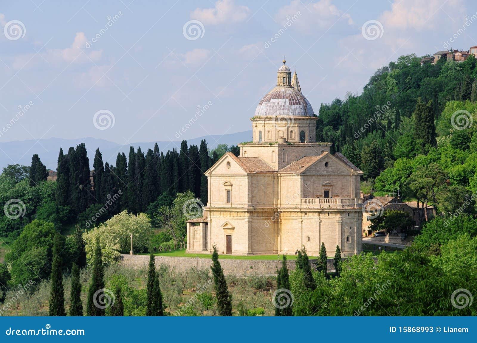 Église de Montepulciano