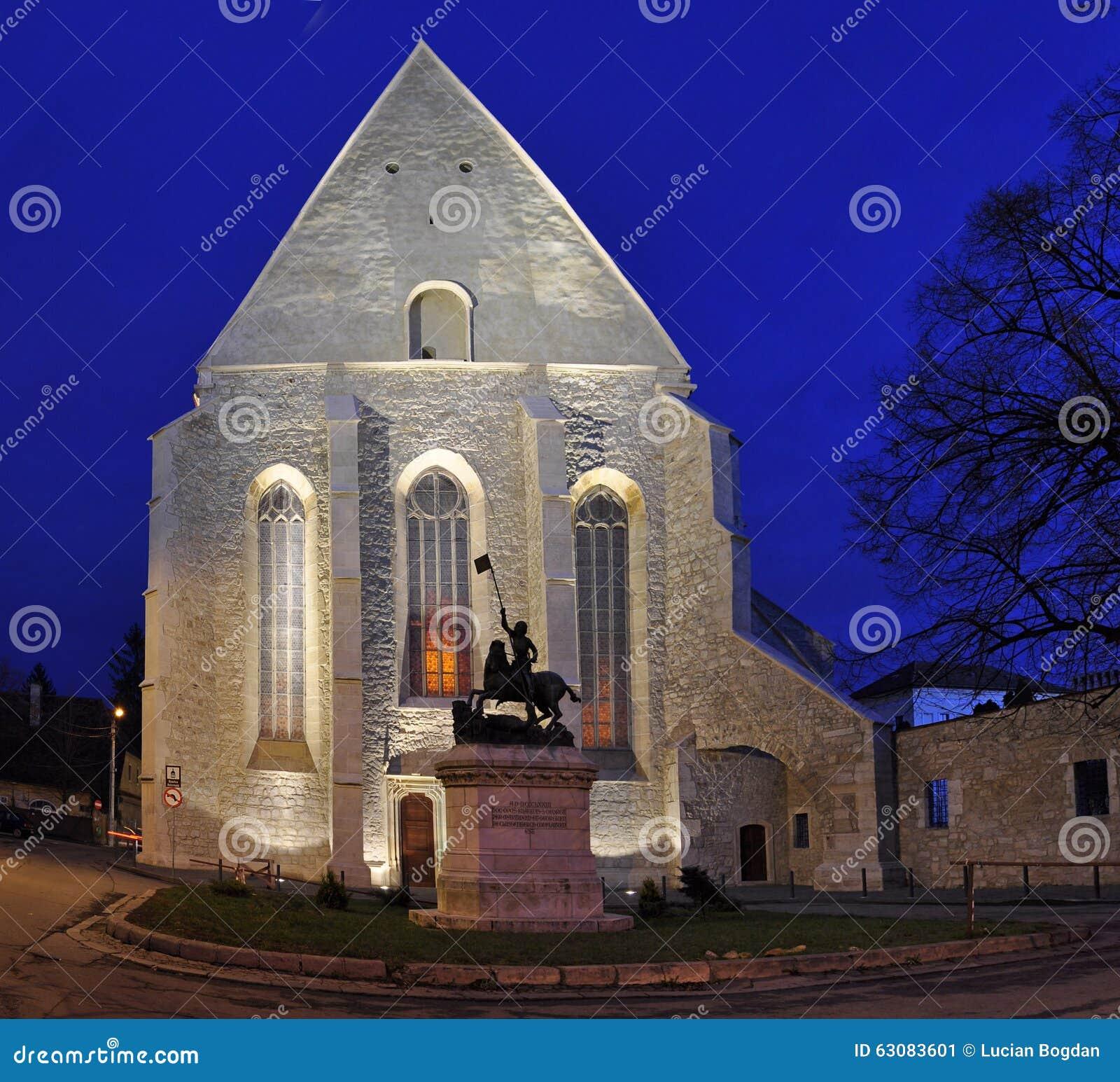 Download Église De Reformer-calviniste De Cluj, Roumanie Photo éditorial - Image du enrichi, âges: 63083601