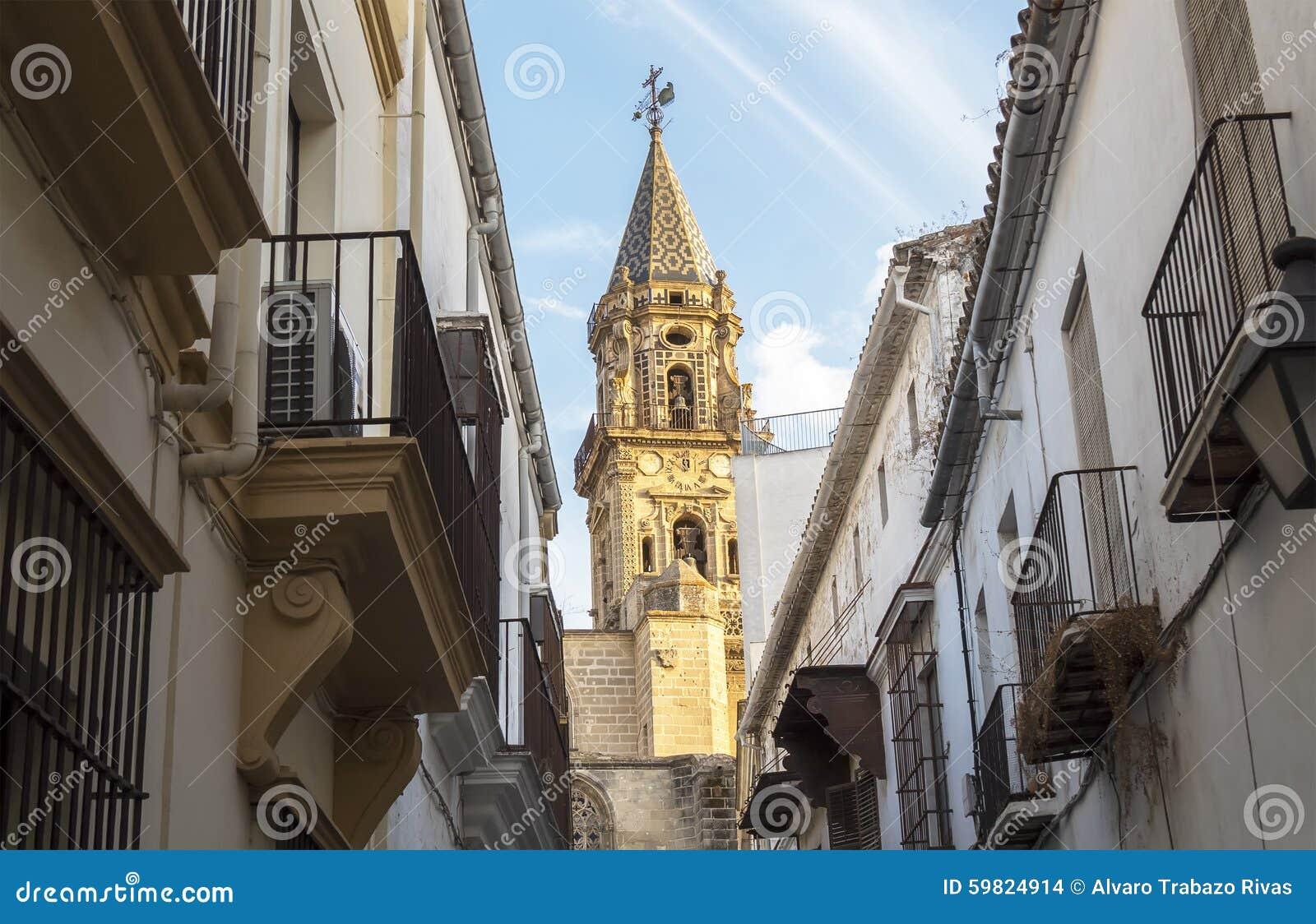 Église de San Miguel, Jerez de la Frontera, Espagne