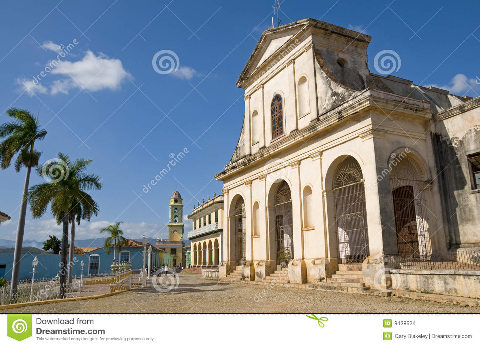 Église de Santisima Trinidad, Trinidad, Cuba