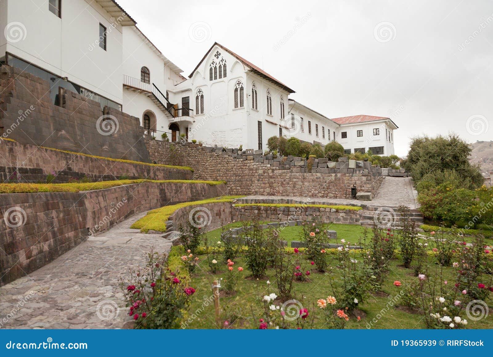 Église de Santo Domingo et de temple de Coricancha