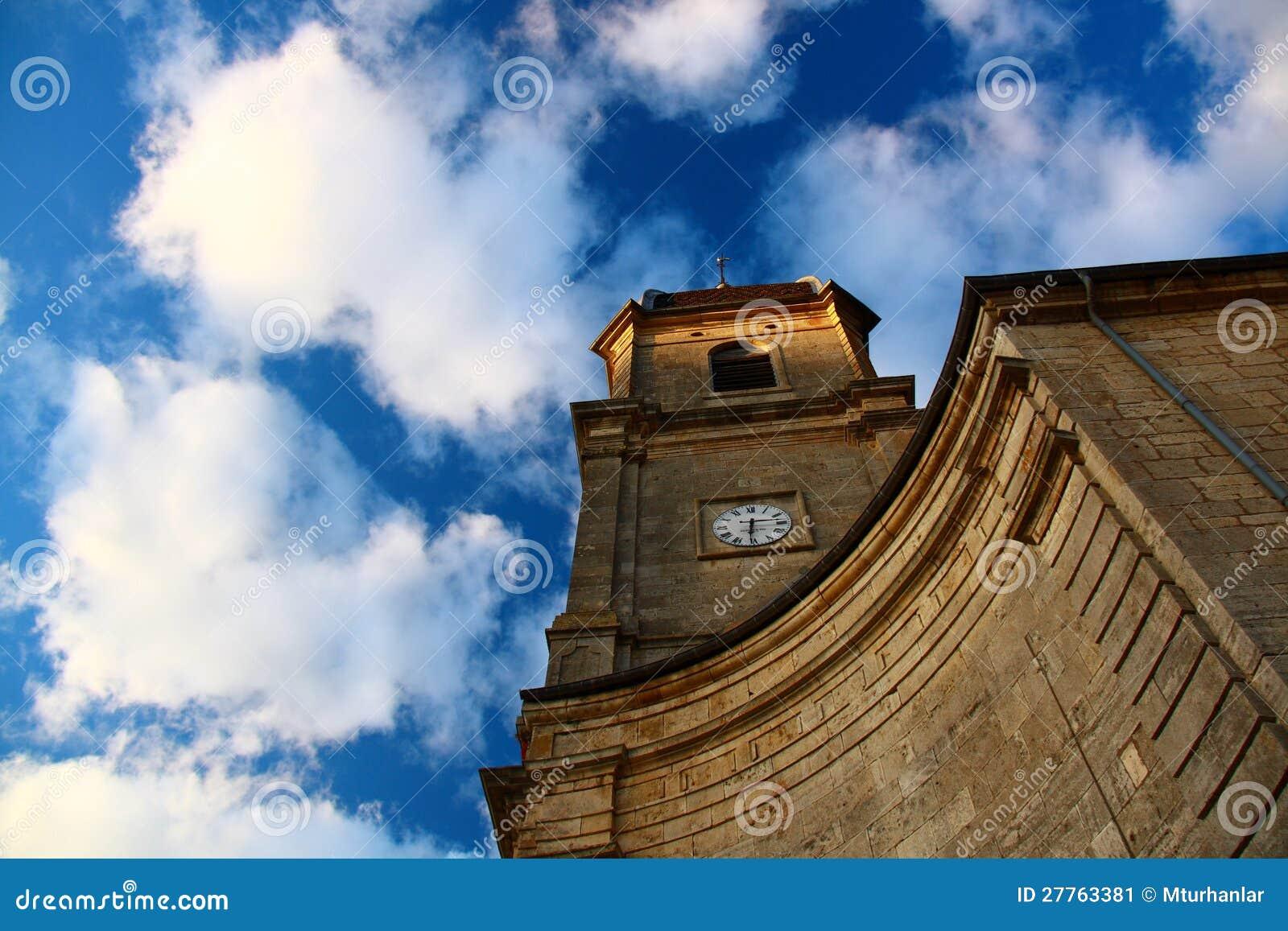 Église de Scey Sur Saone