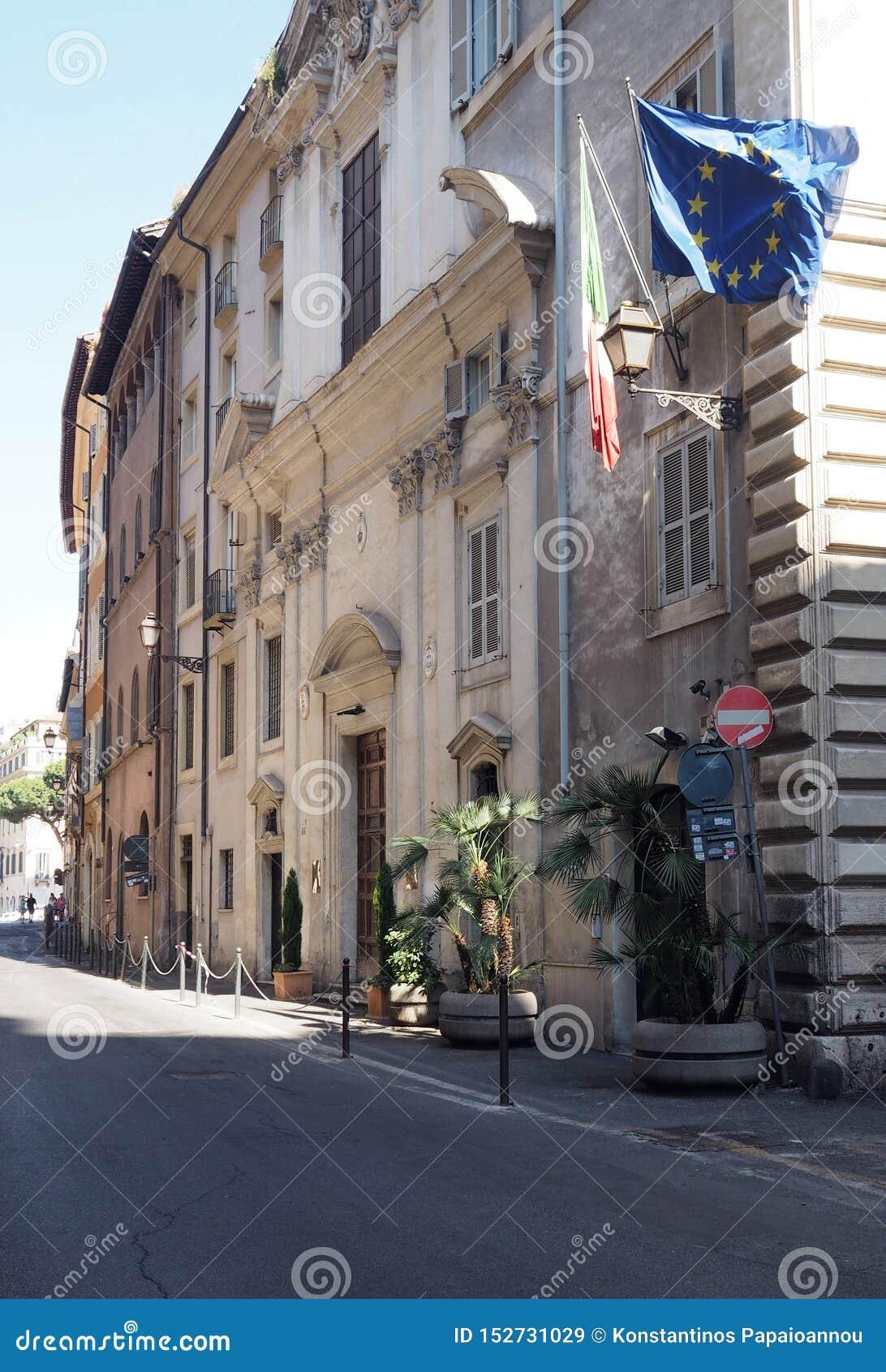 Église du linceul le plus saint chez l Argentine à Rome
