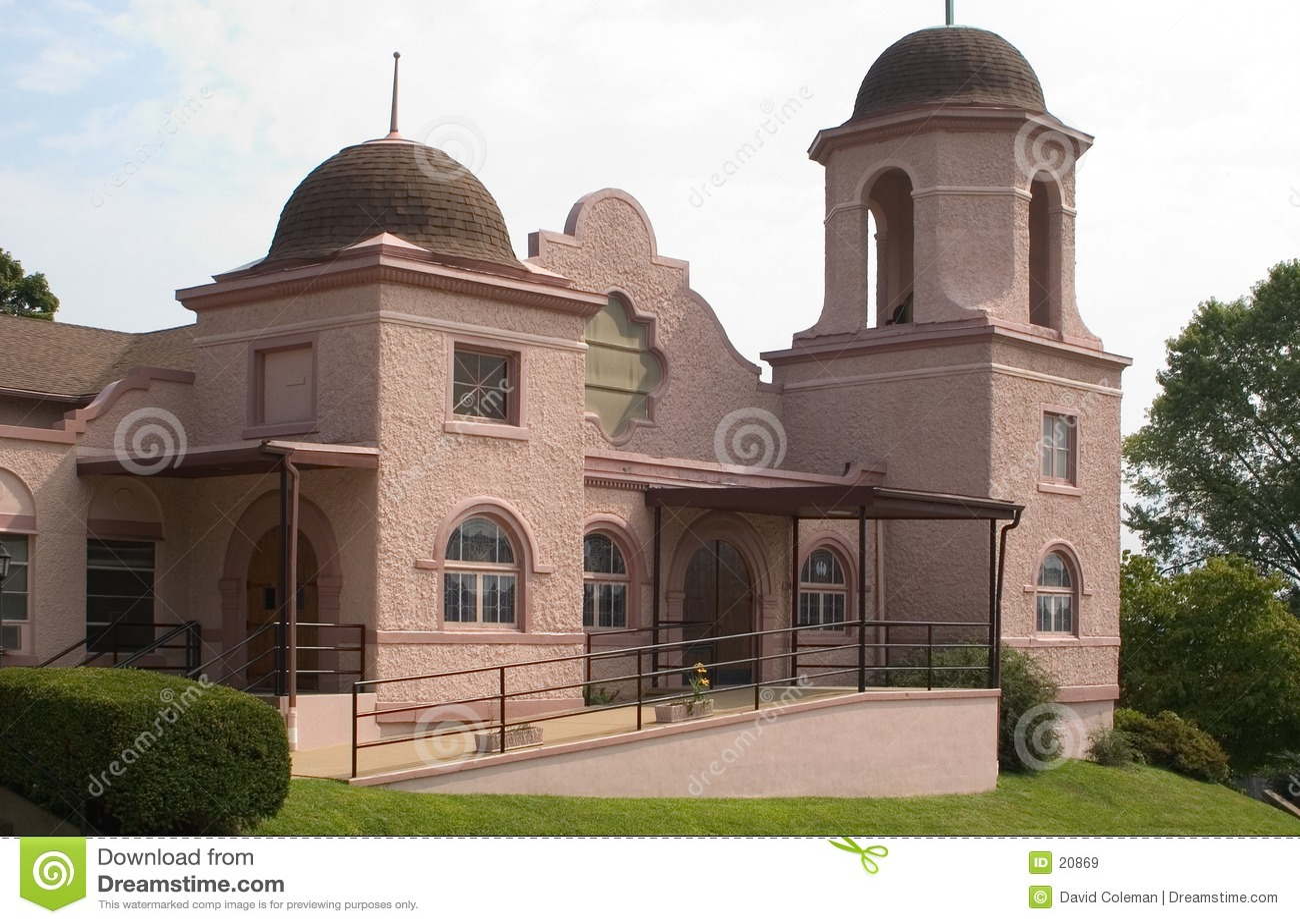 Église espagnole de type