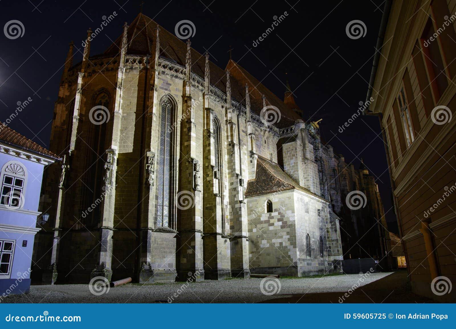 Église noire, Brasov, Roumanie