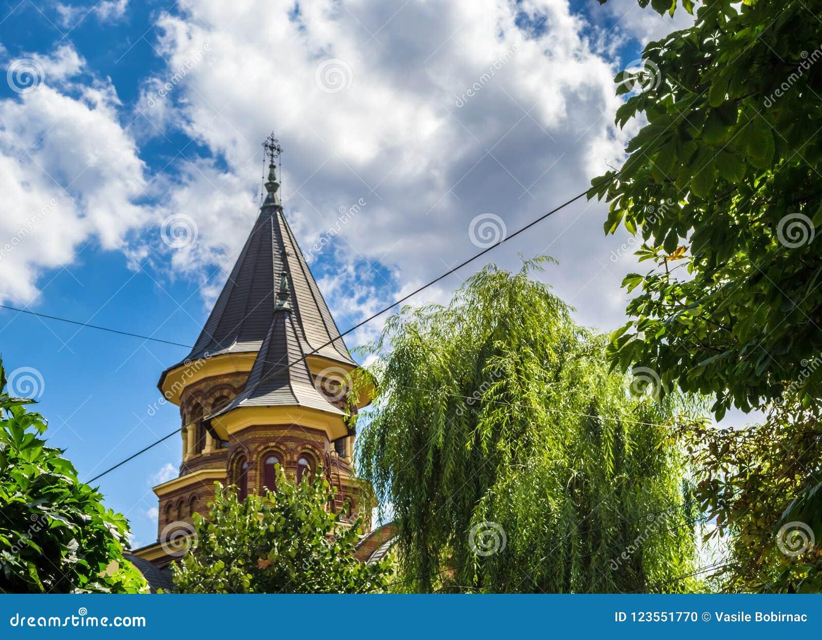 Église orthodoxe de belvédère