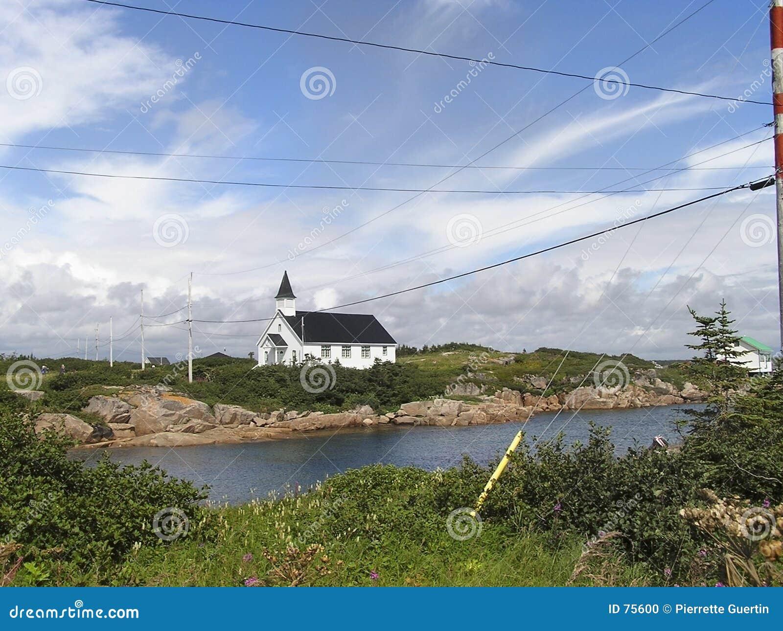 Église perdue