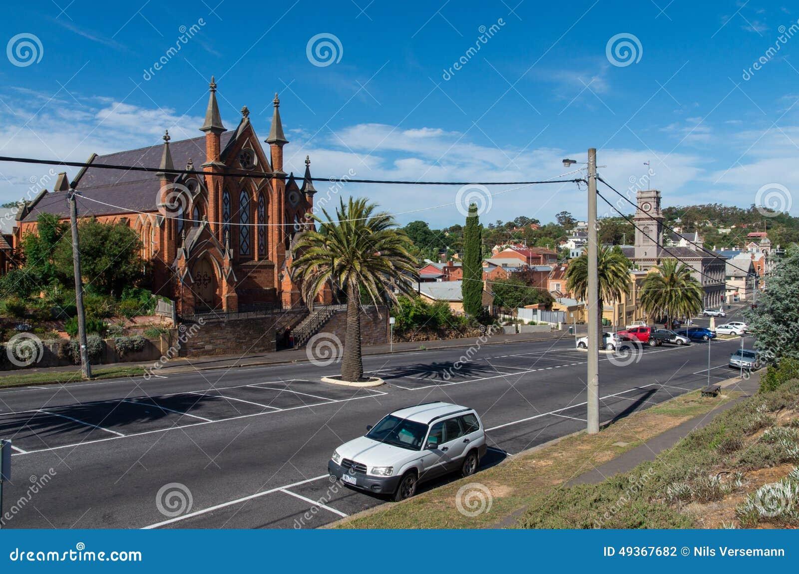 Église presbytérienne de Castlemaine
