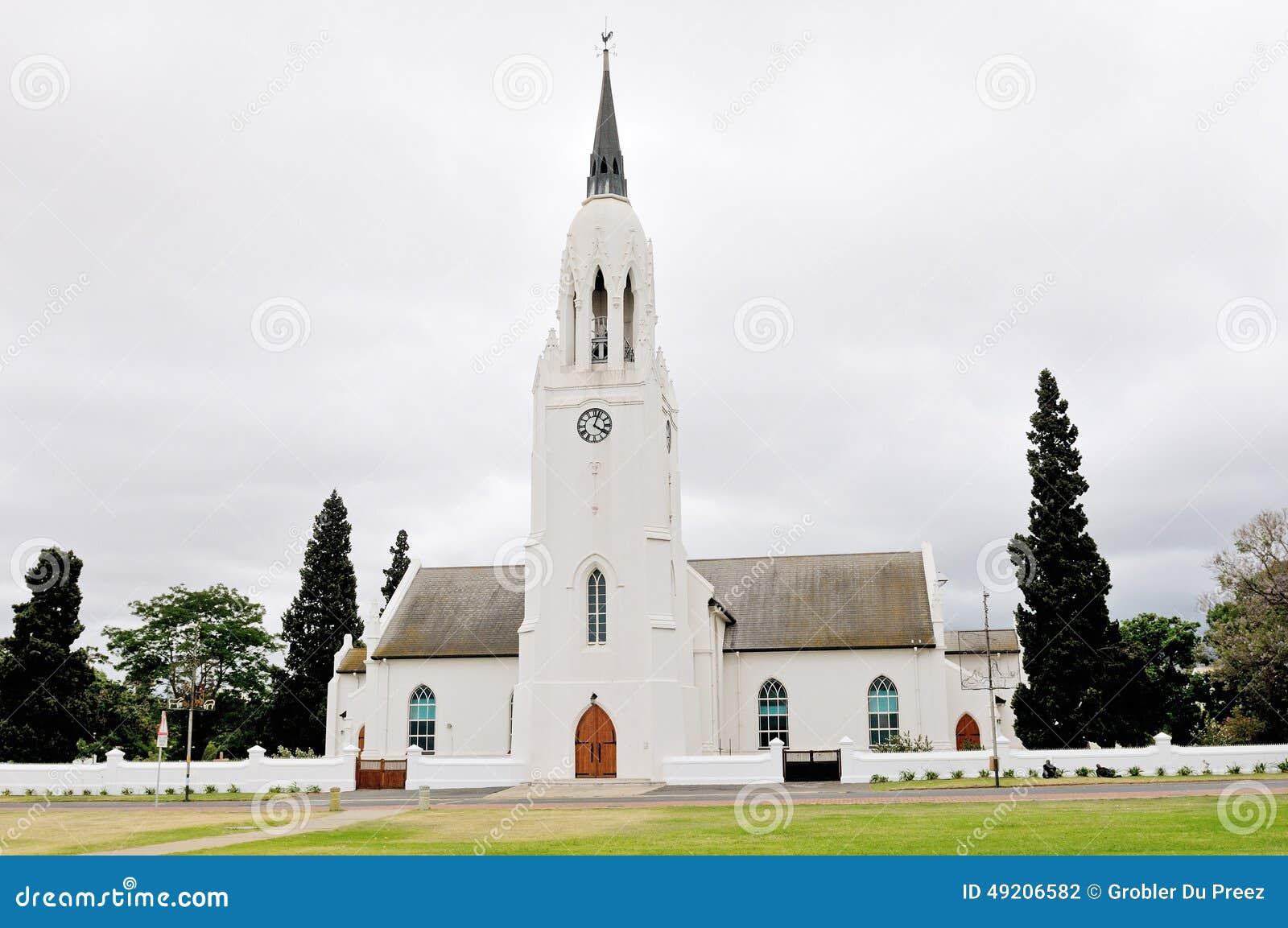 Église reformée par Néerlandais, Worcester