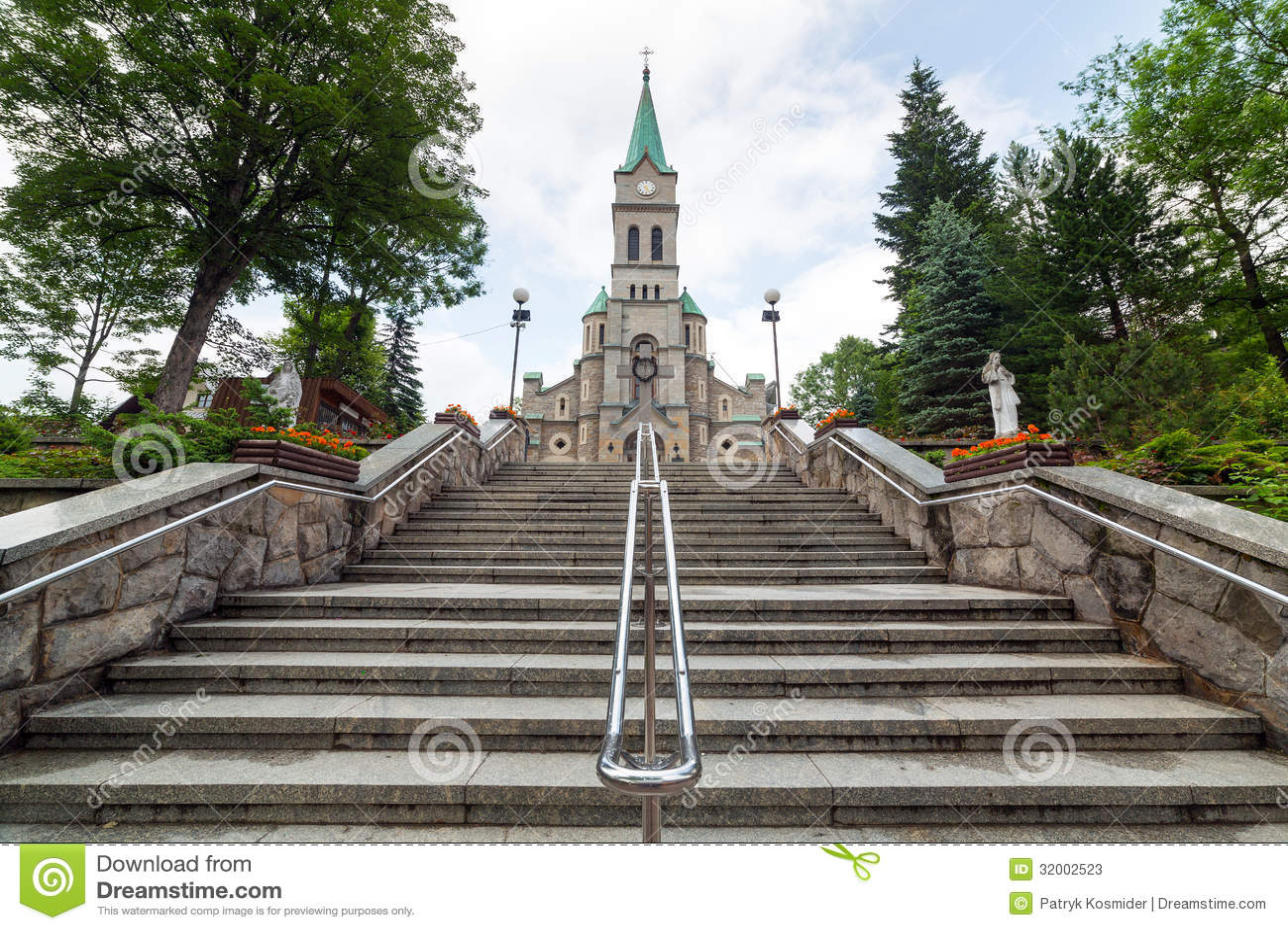 Église sainte de famille dans Zakopane