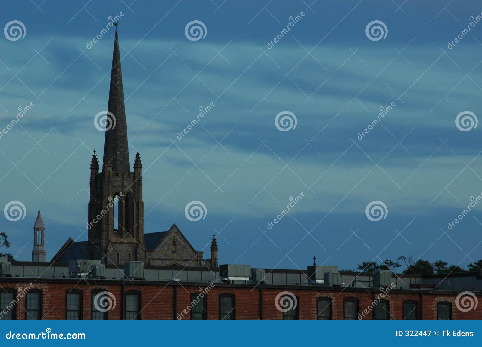 Église Steeple