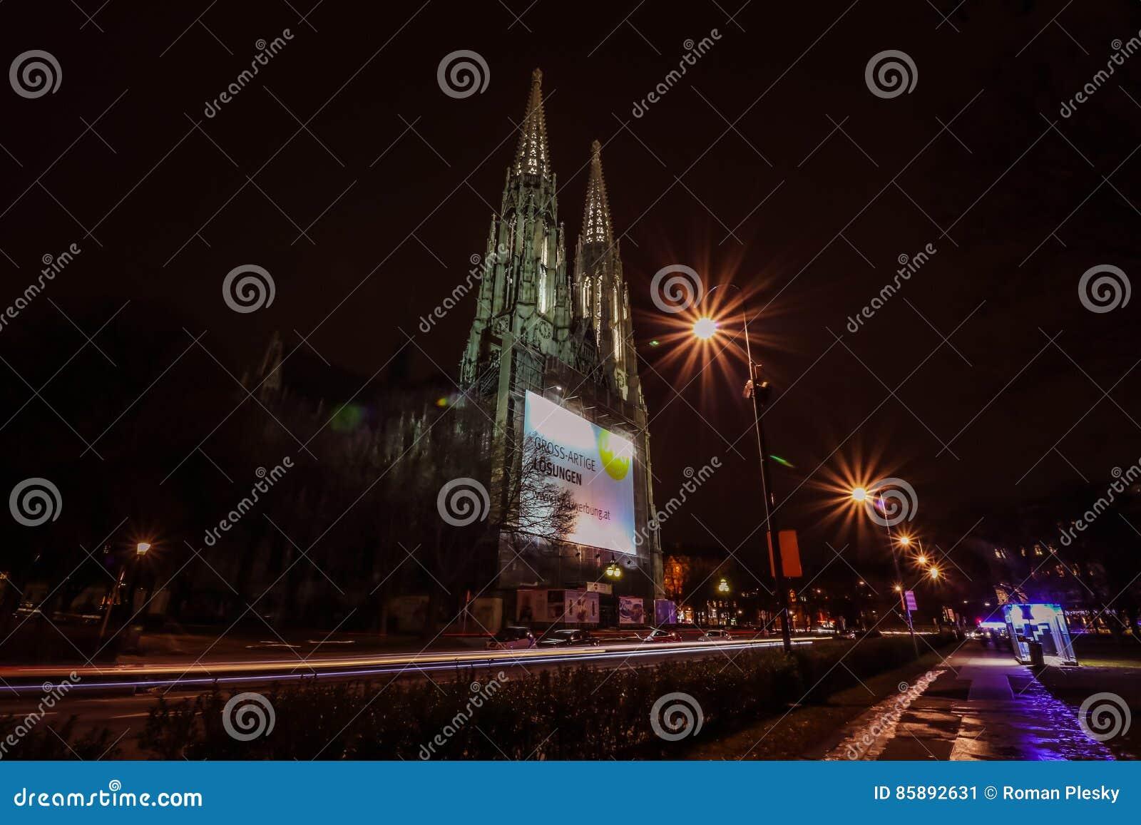 Église Vienne de Votiv