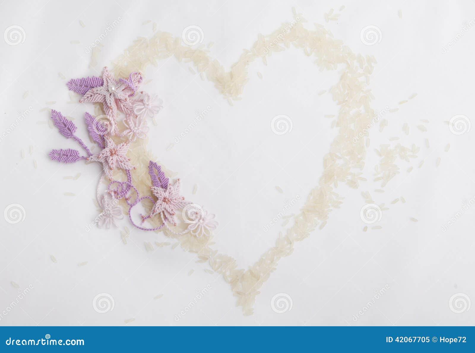 Élément décoratif d invitation de partie de mariage ou de fiançailles