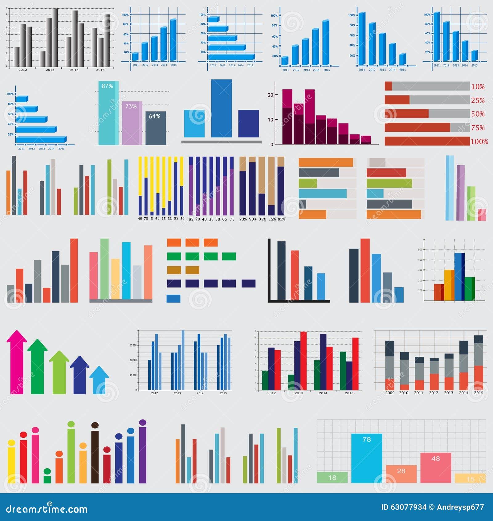 Download Éléments D'Infographic Diagrammes Et Graphiques D'affaires Illustration de Vecteur - Illustration du ramassage, étiqueter: 63077934