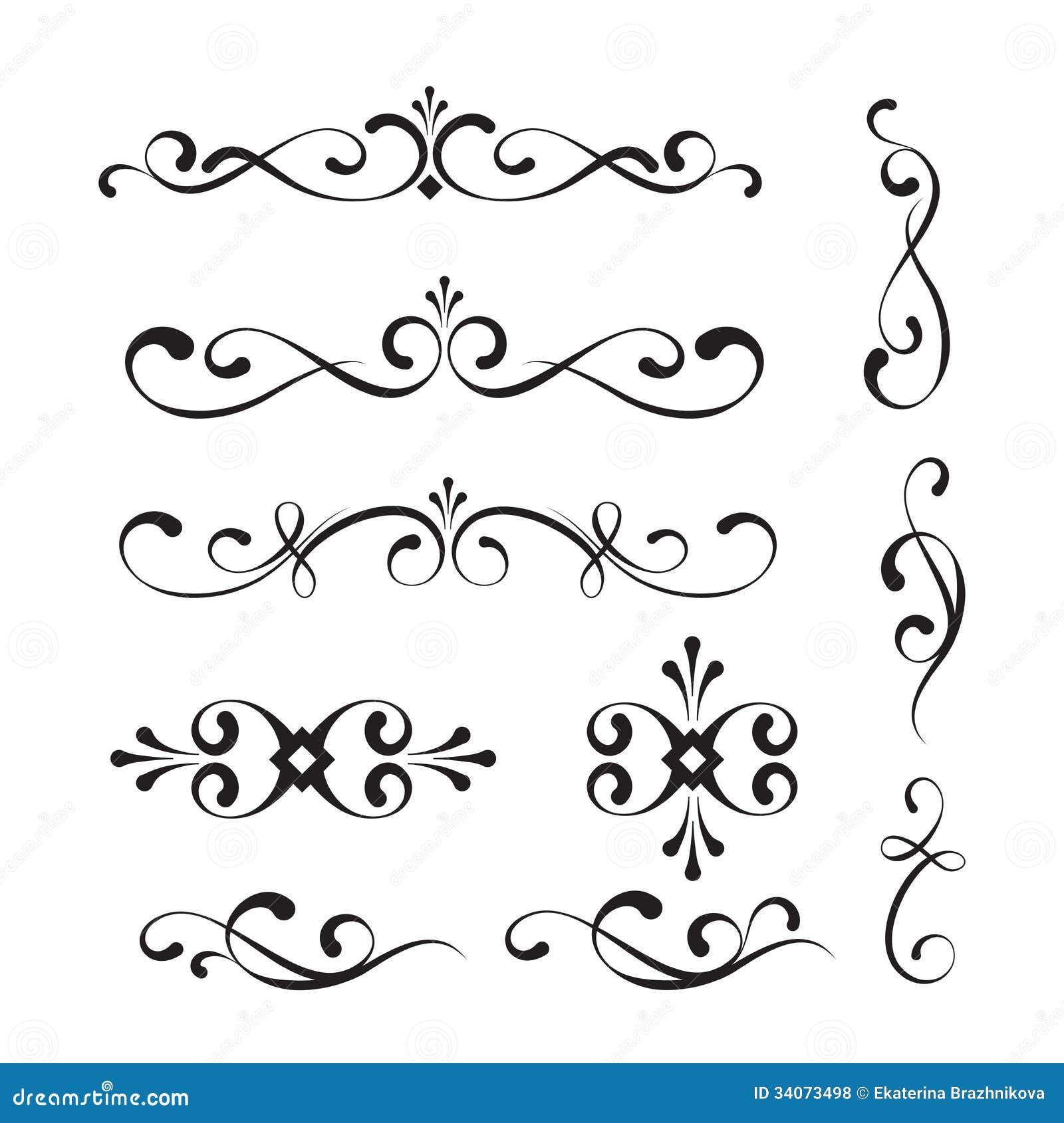 Éléments et ornements décoratifs