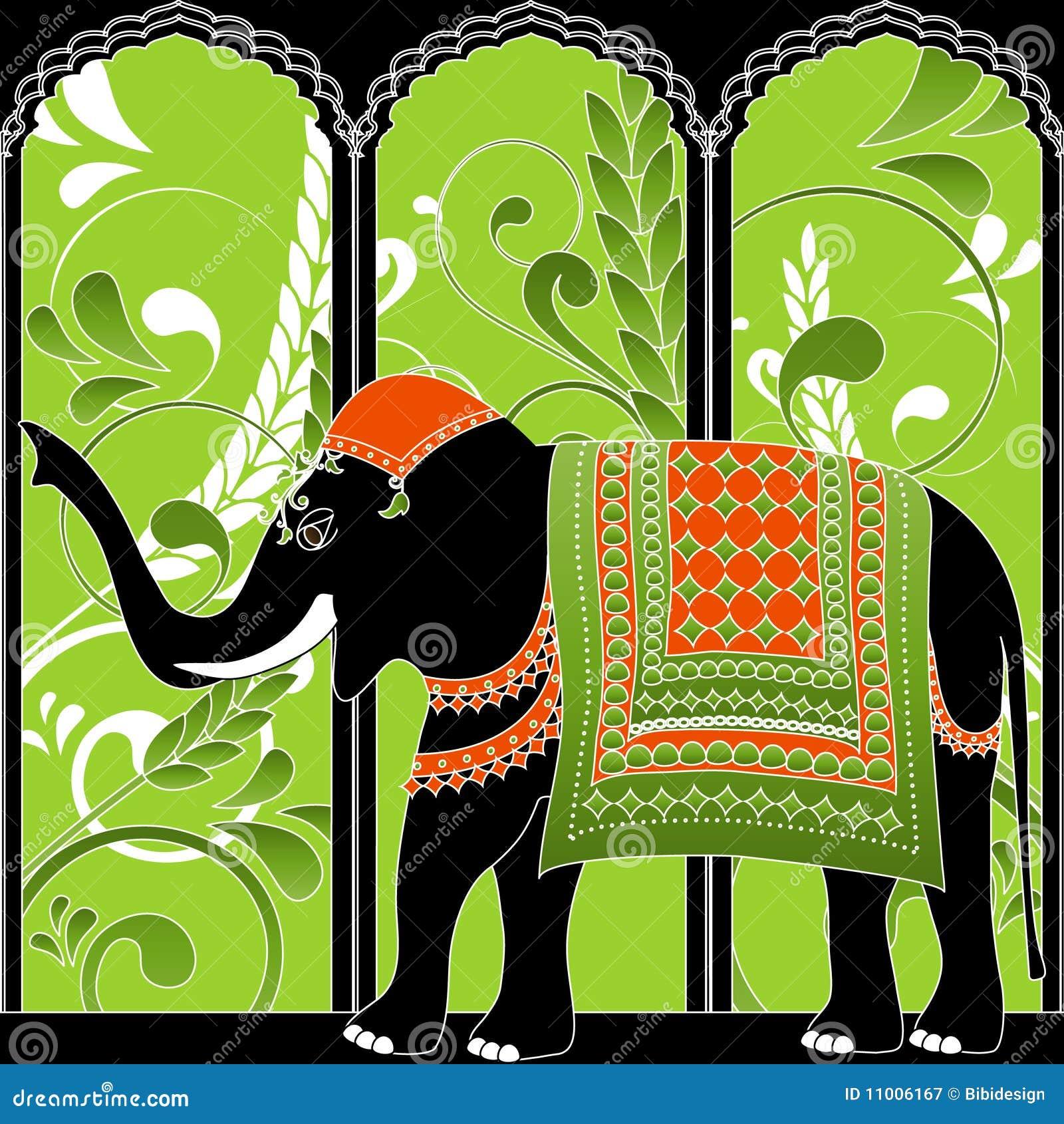 Éléphant d Asie