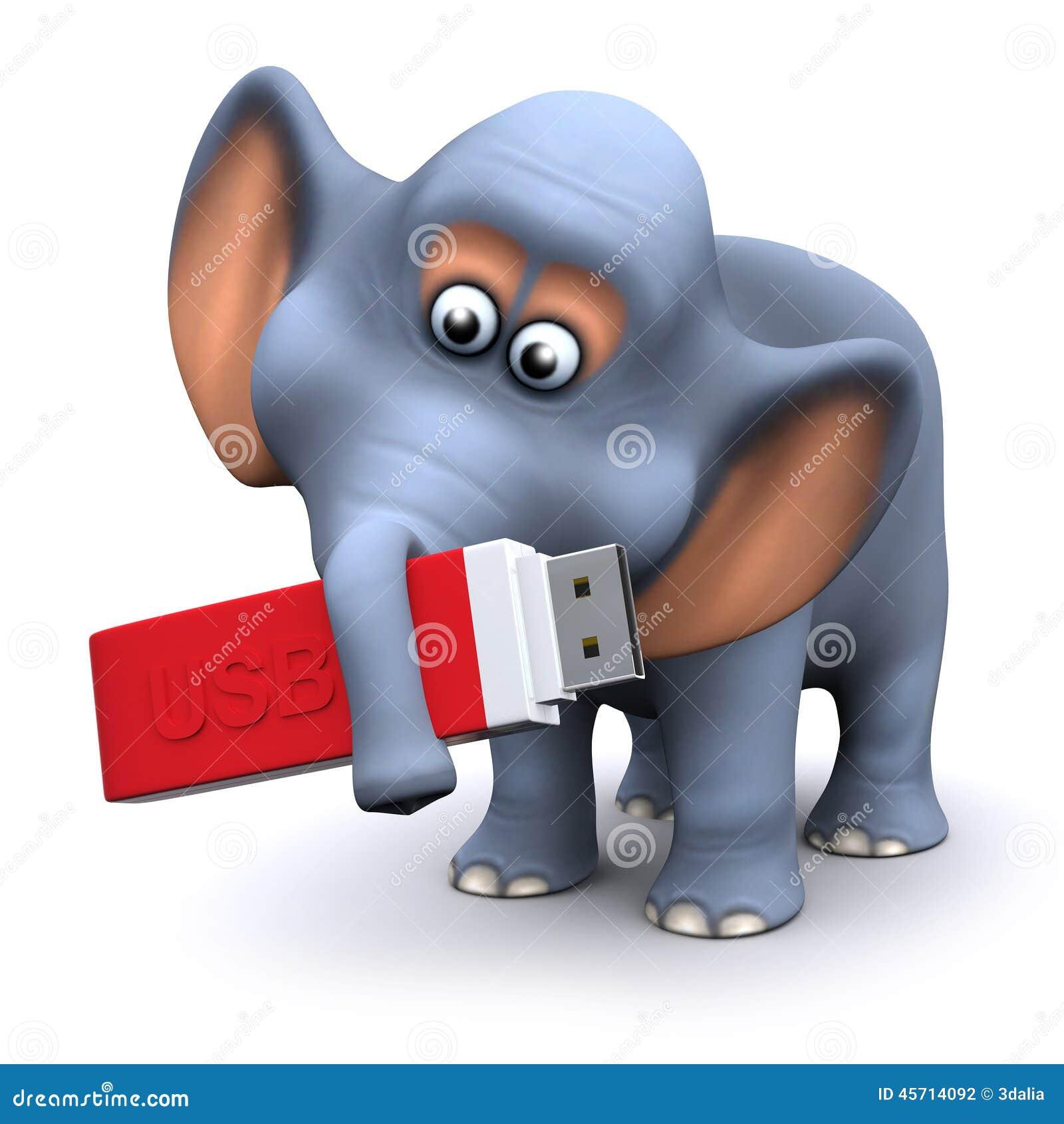 Pourquoi memoire d'elephant