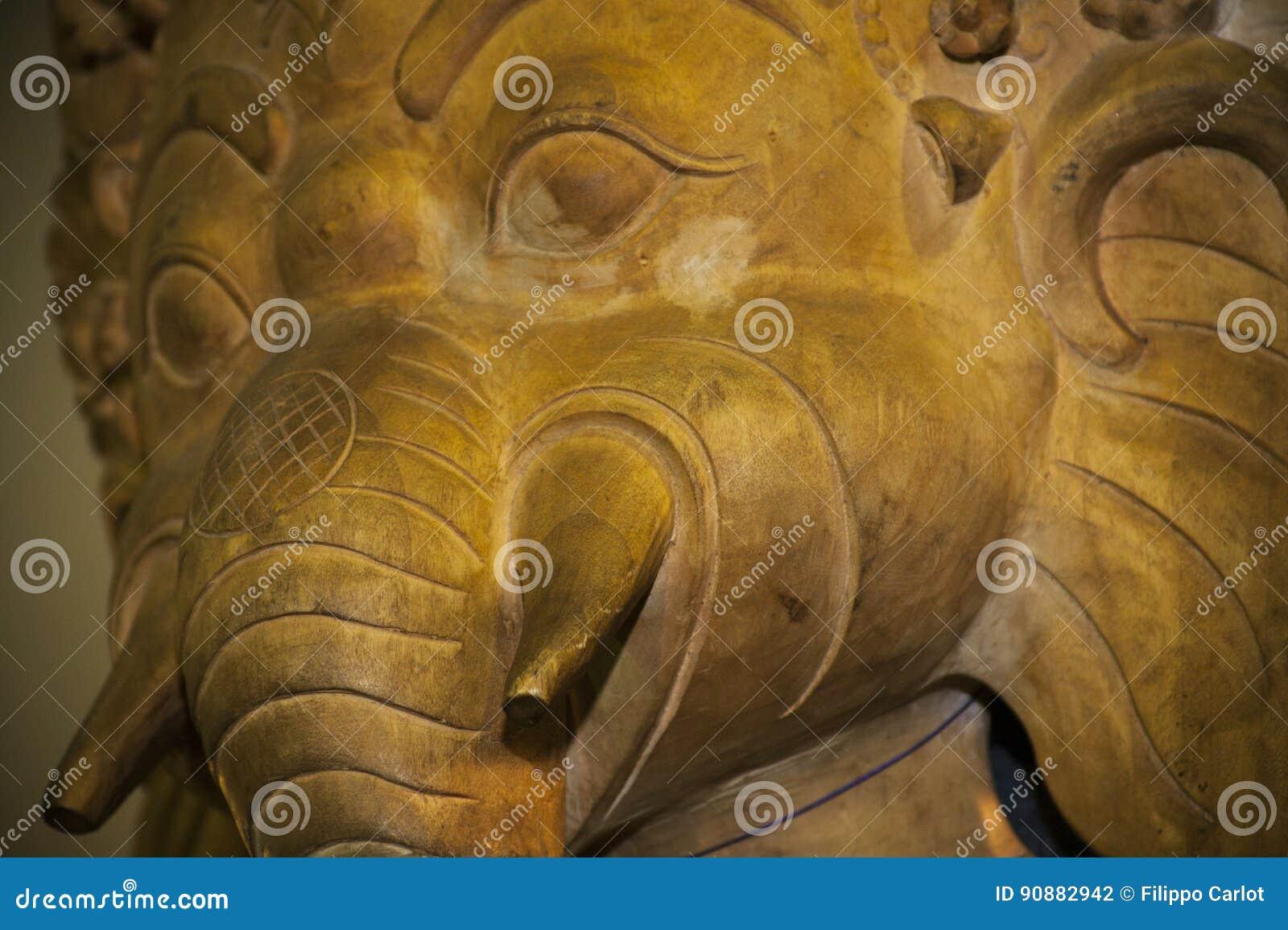 Éléphant spirituel