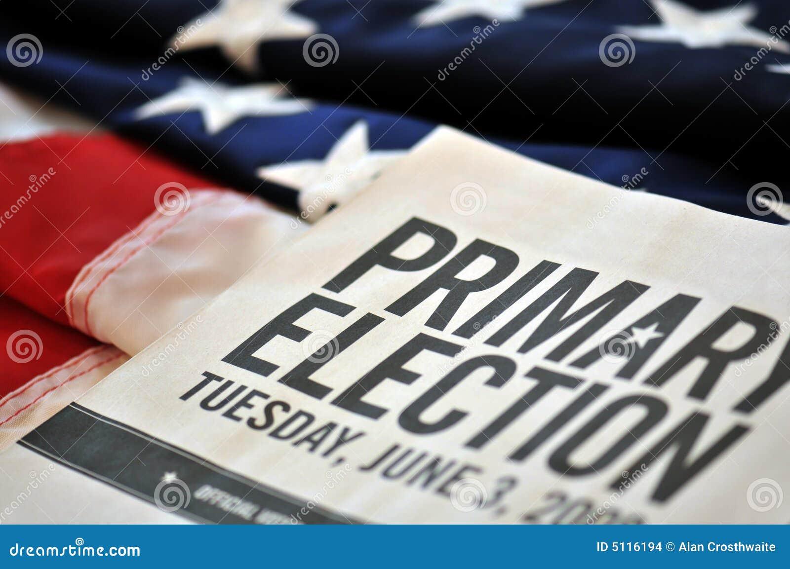 Élection primaire