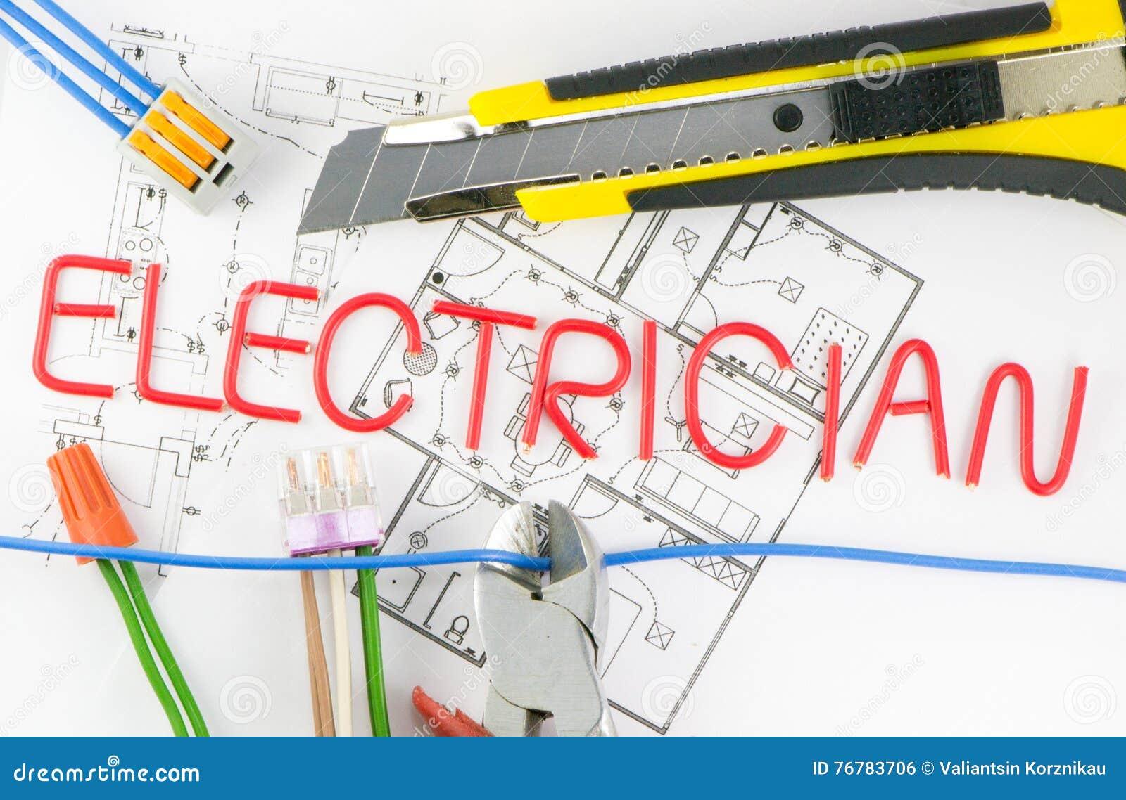 Électricien de profession