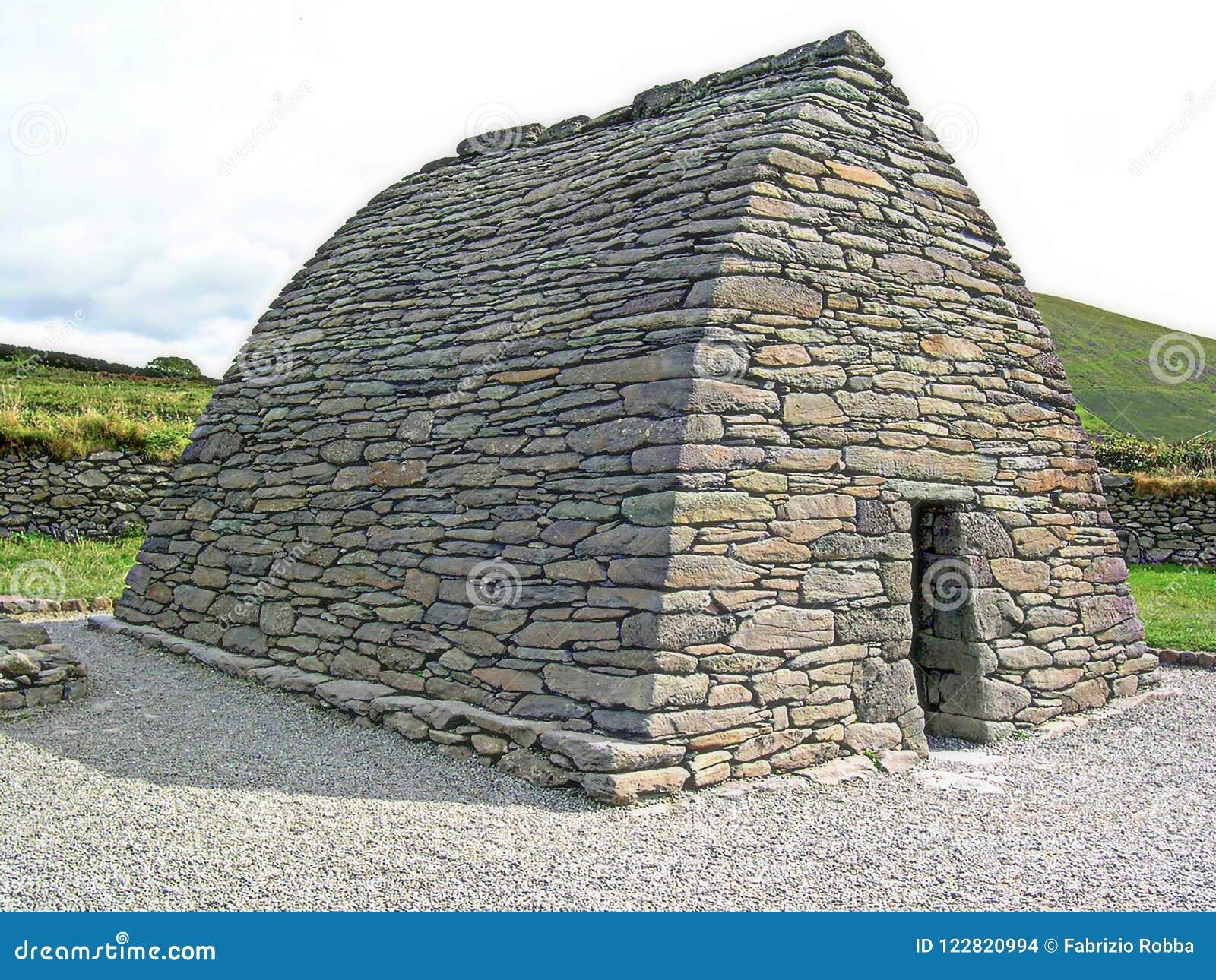 Éloquence de Gallarus, péninsule de Dingle, comté Kerry, Irlande